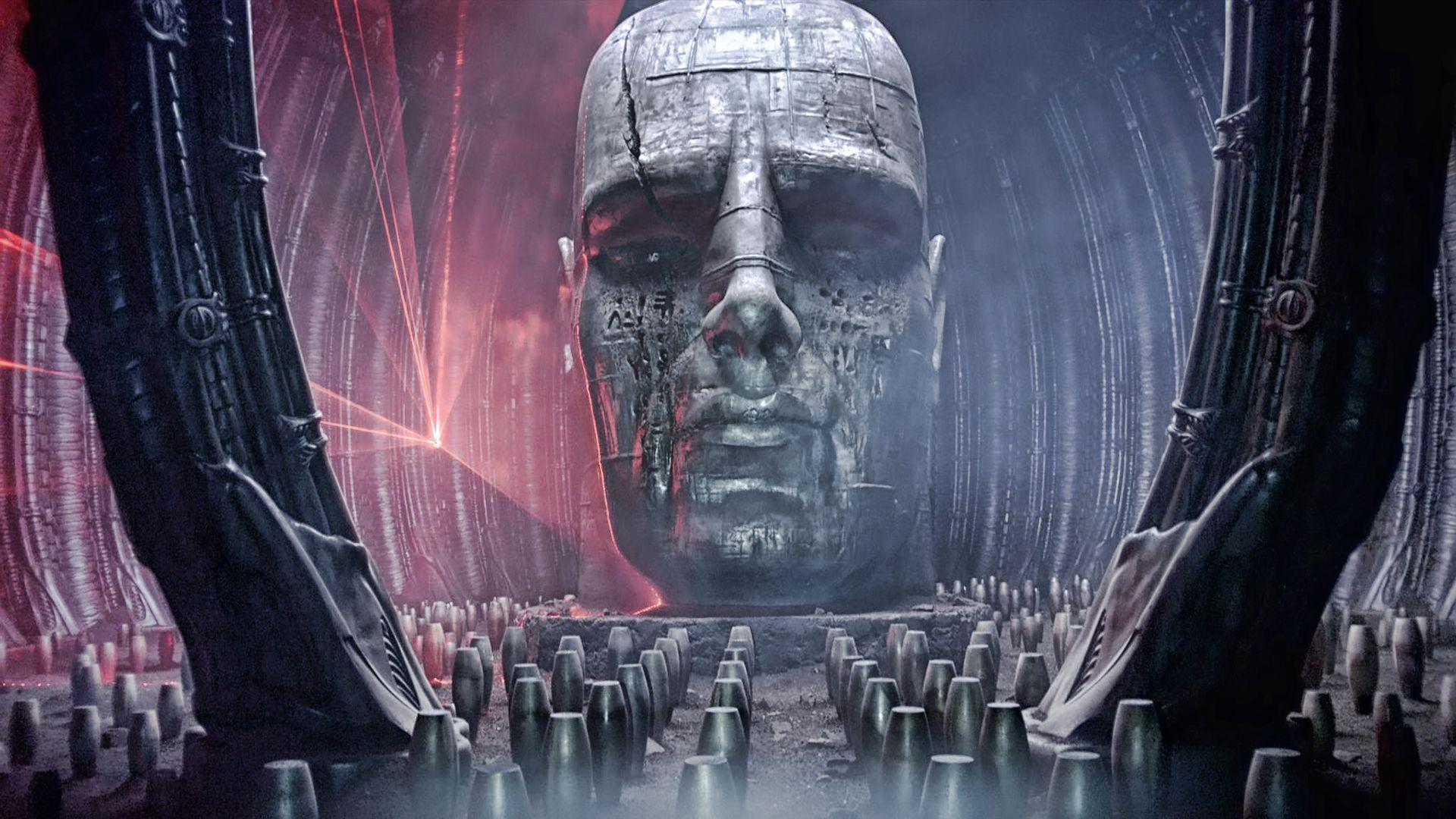 Ridley Scott's Prometheus wallpapers