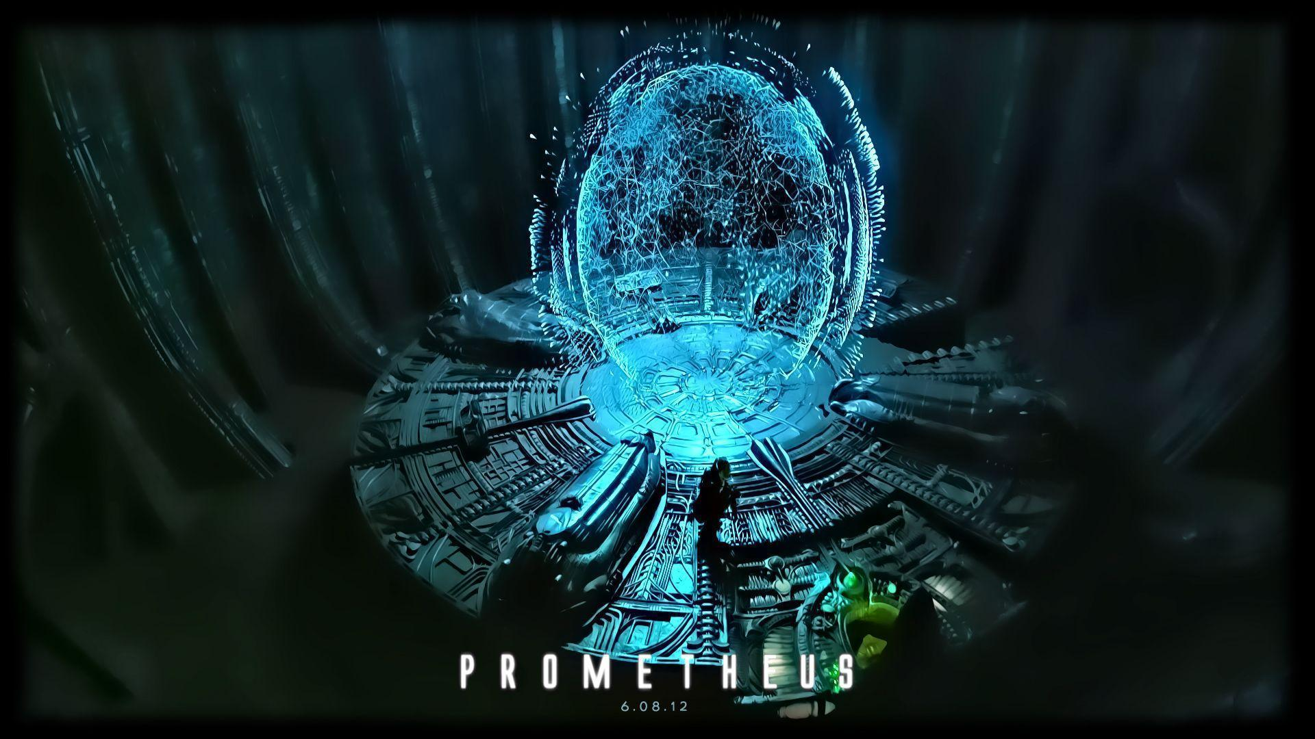 Prometheus Movie HD Wallpapers