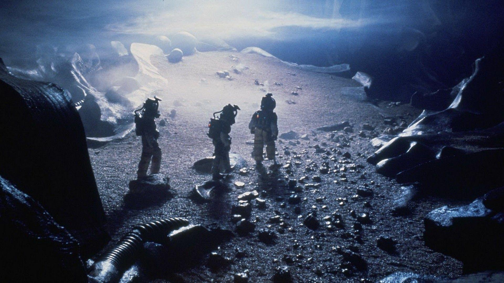 Astronauts from the movie Prometheus wallpapers and image