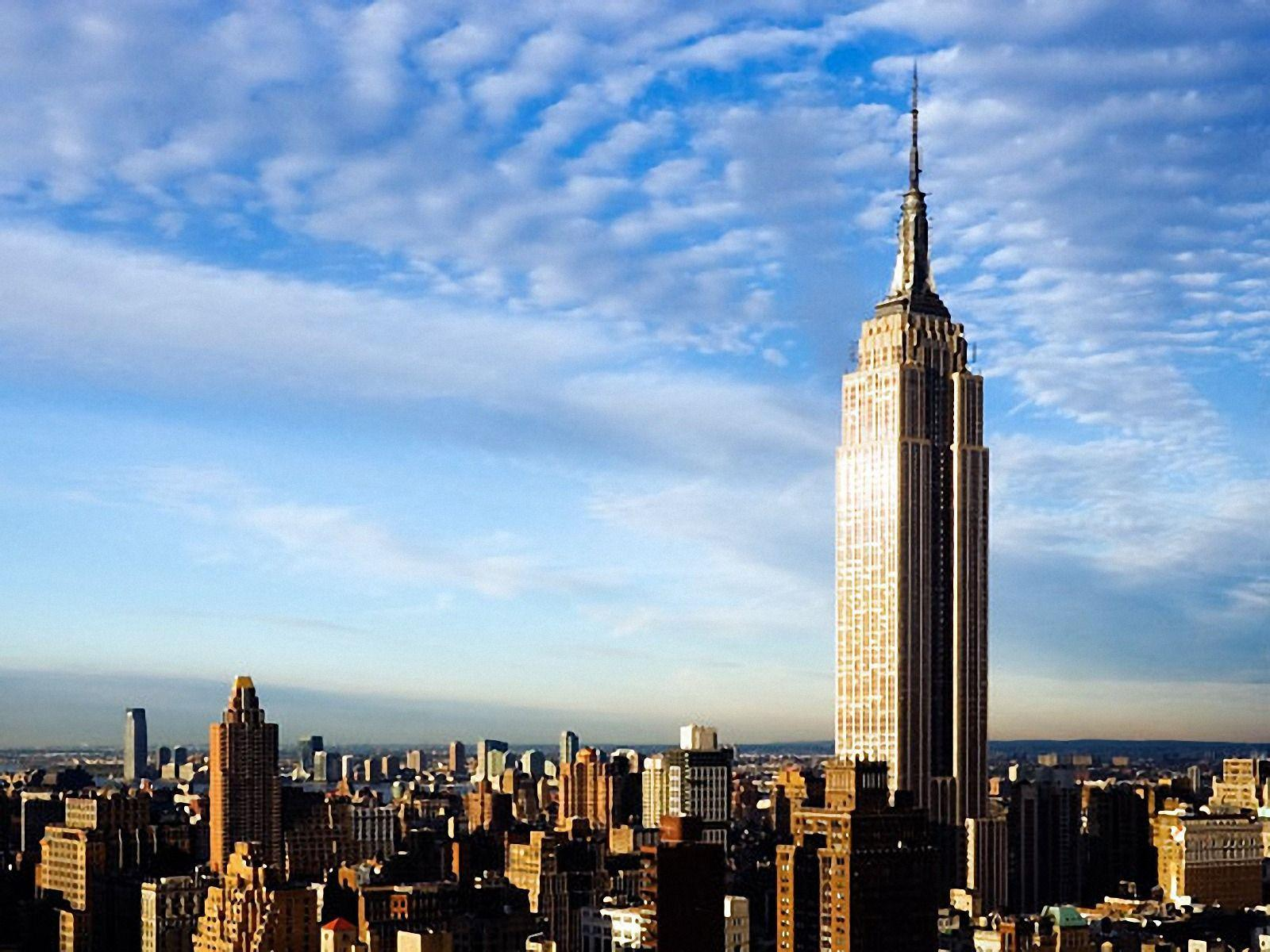 For Your Desktop: Empire State Building Wallpapers, 41 Top Quality