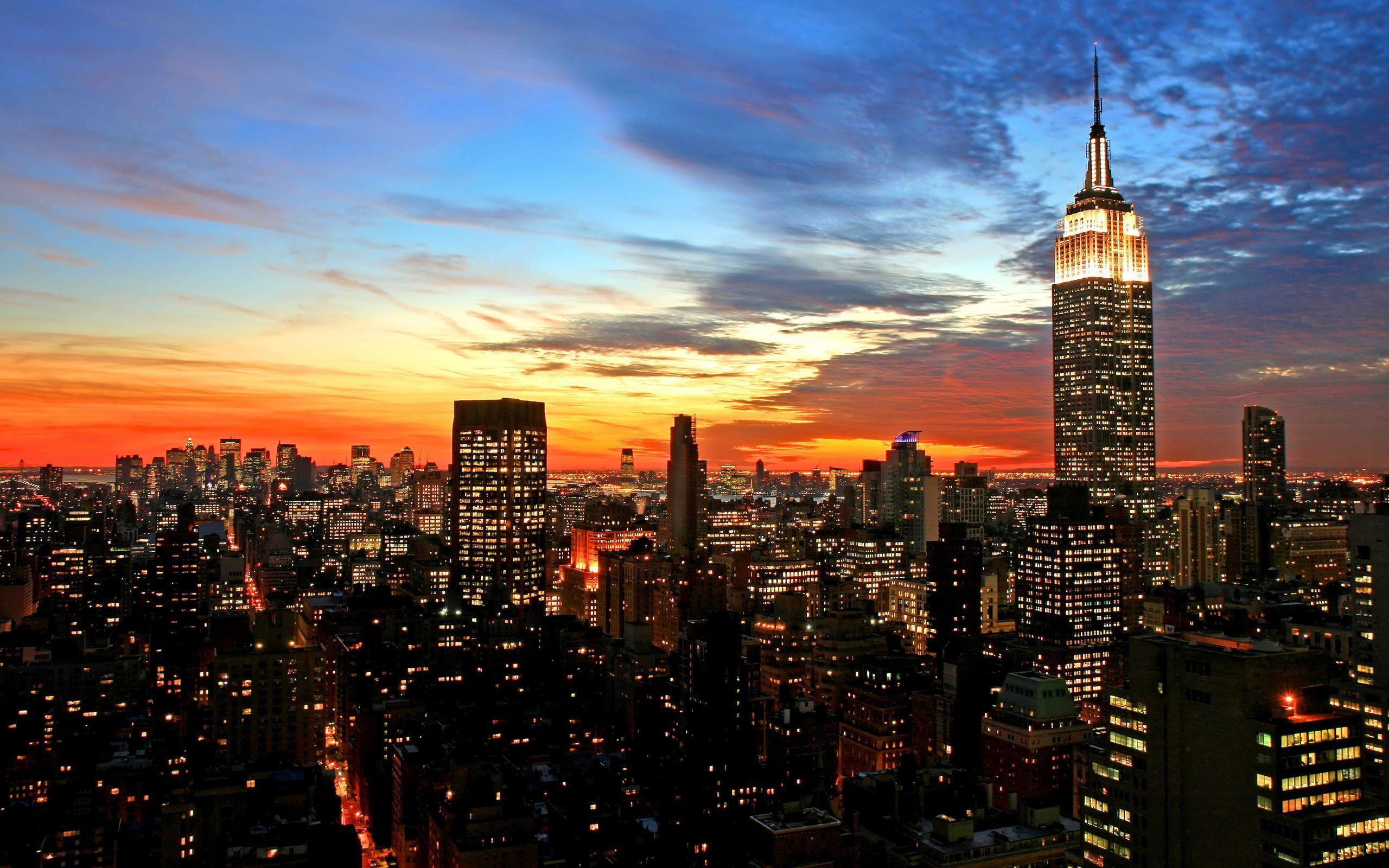 18 HD Empire State Building Wallpapers