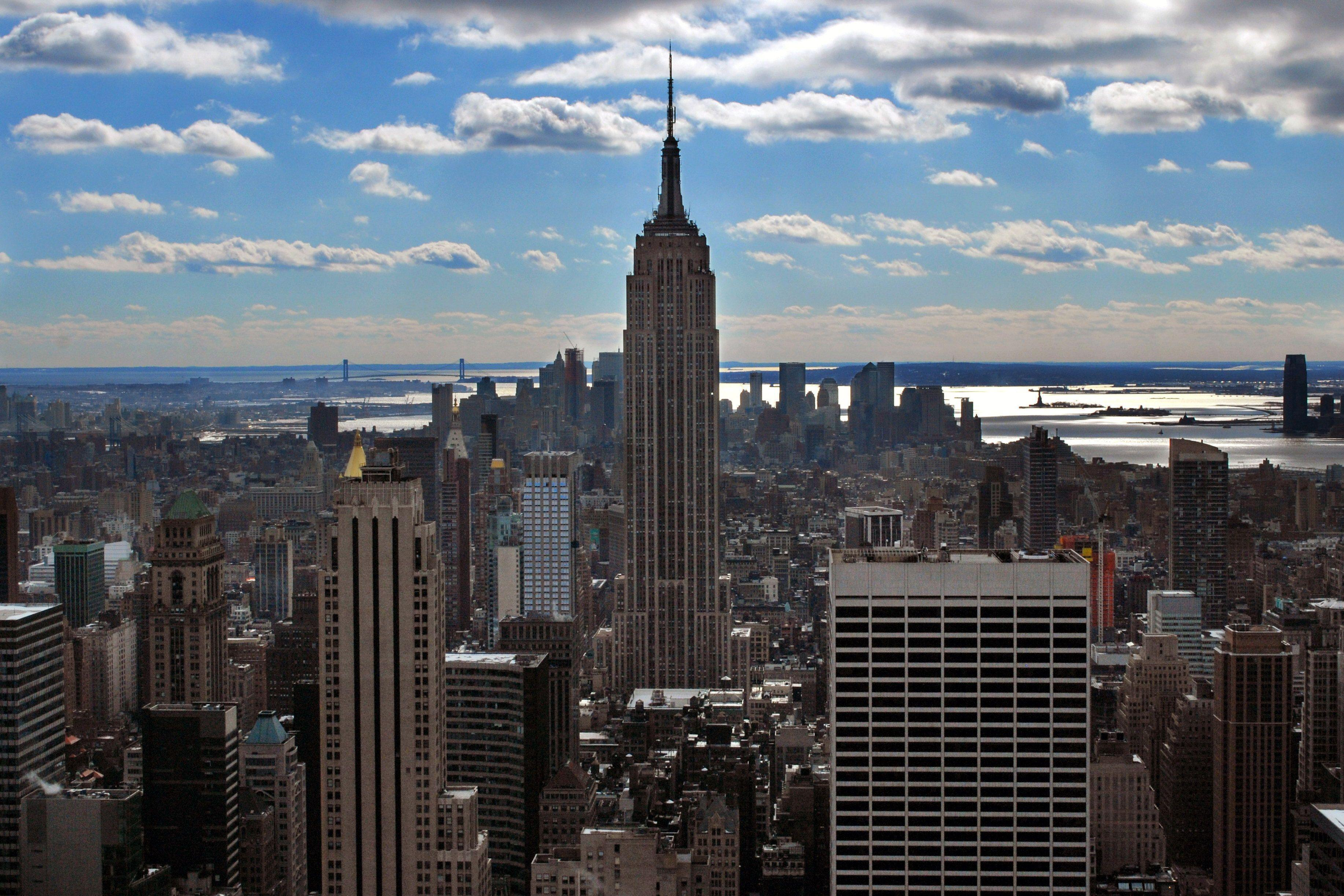 36+ Empire State Building Wallpapers