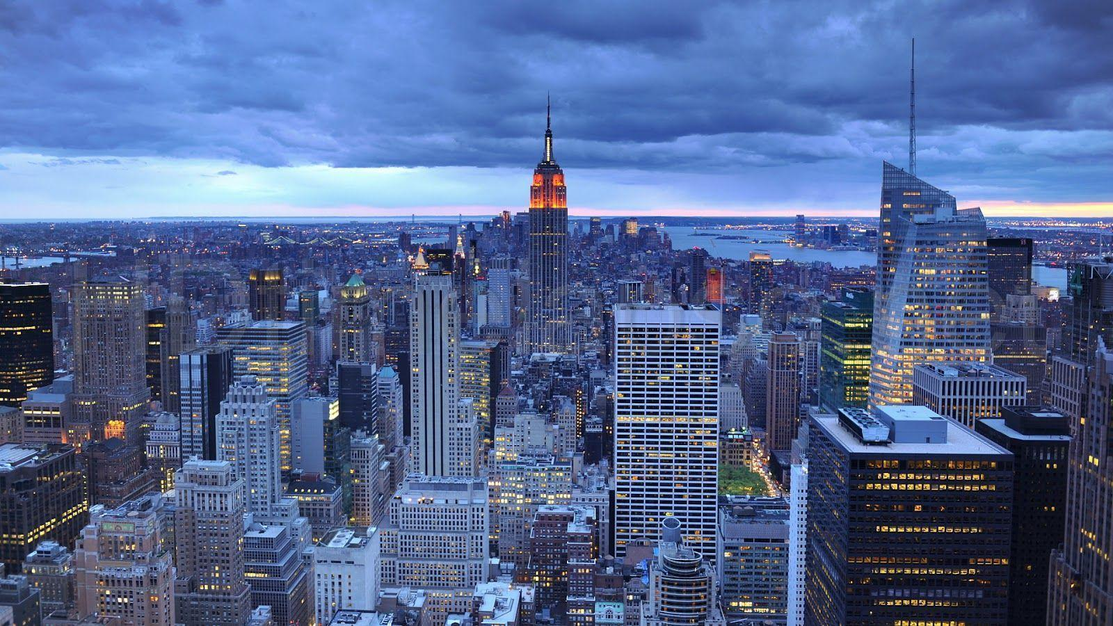 Desktop HD Wallpapers Of Empire State Building 1920x1080