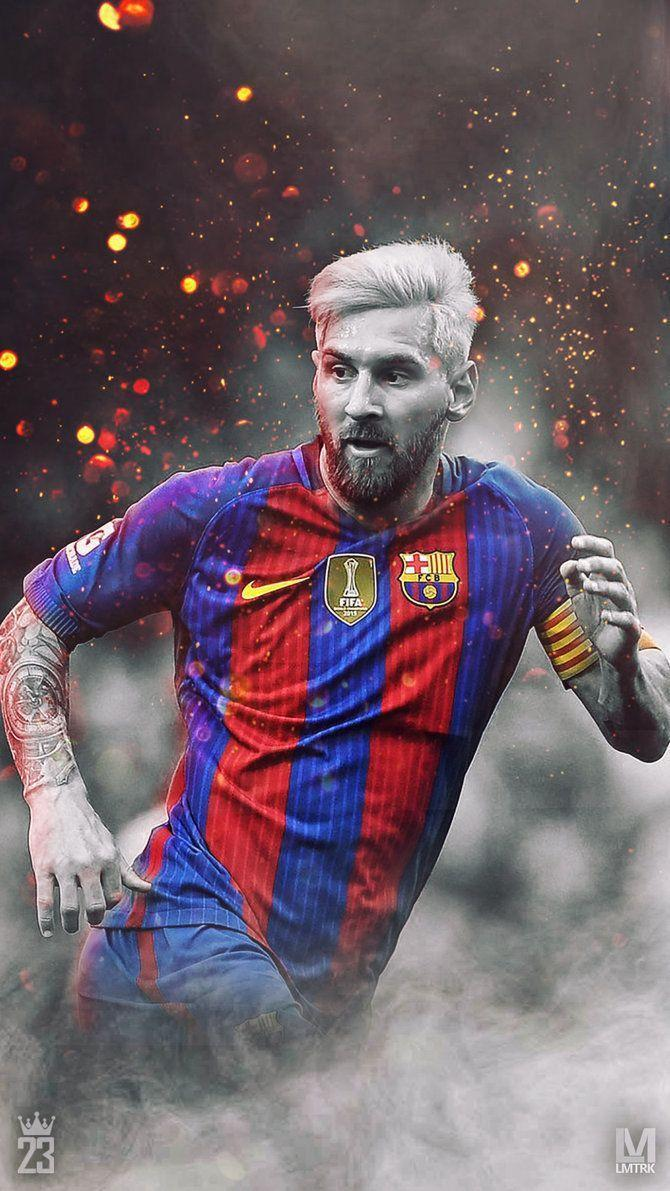 High Resolution Pictures Collection Of Messi Wallpaper