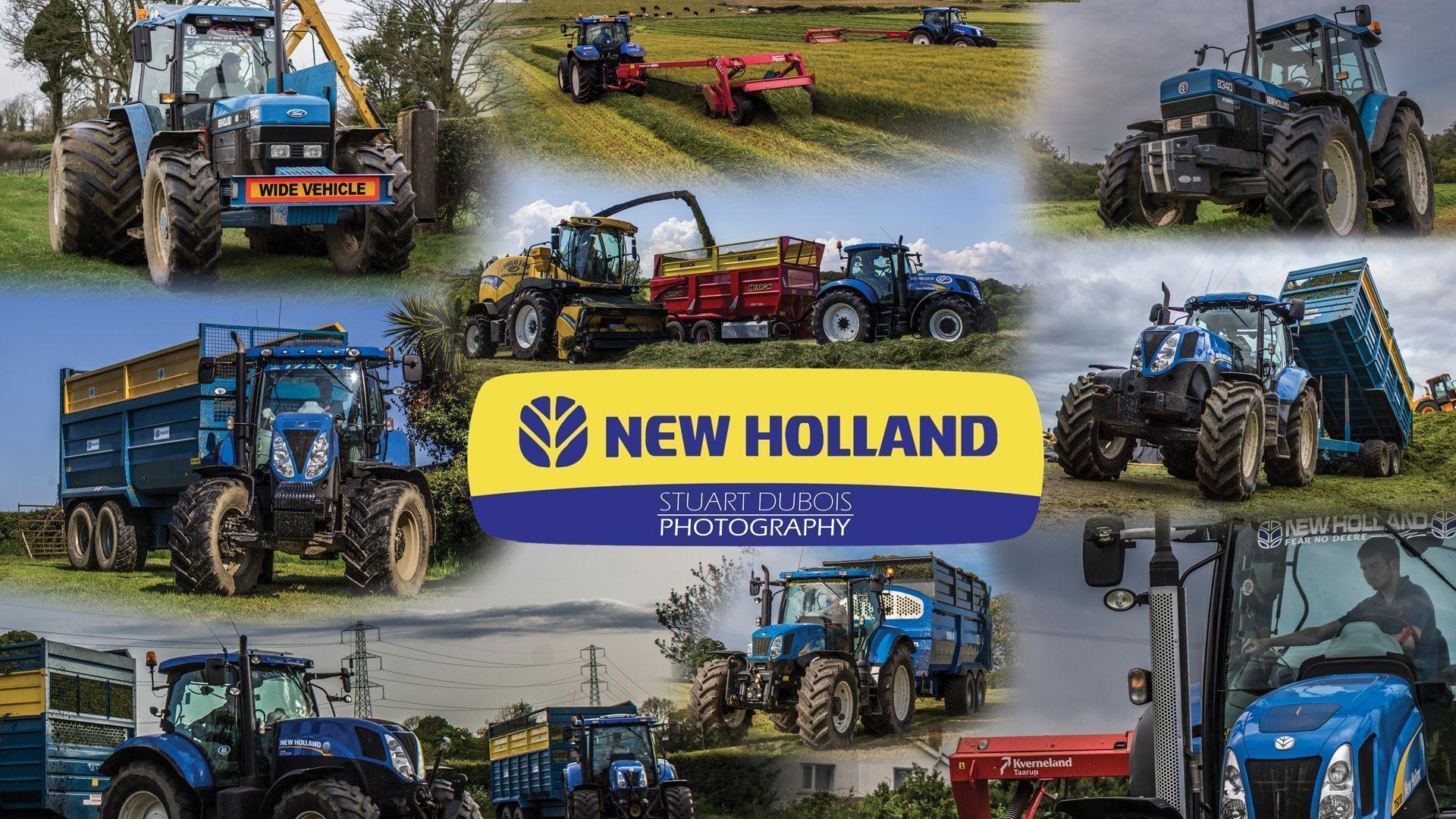 New Holland Desktop Wallpaper – Digital Download – Stuart Dubois