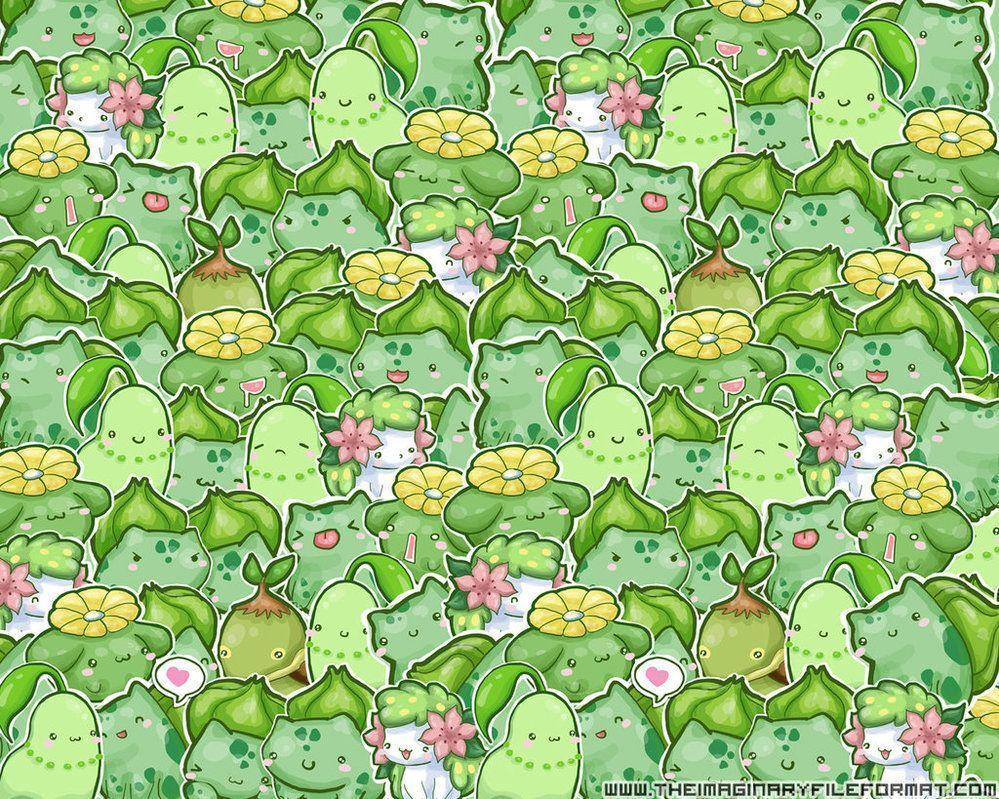pokemon pattern wallpaper