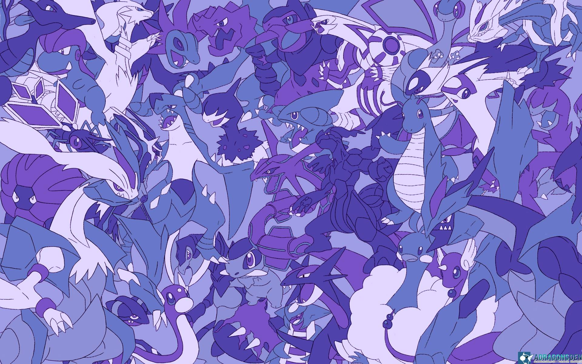 Grass Pokemon Wallpapers Wallpaper Cave