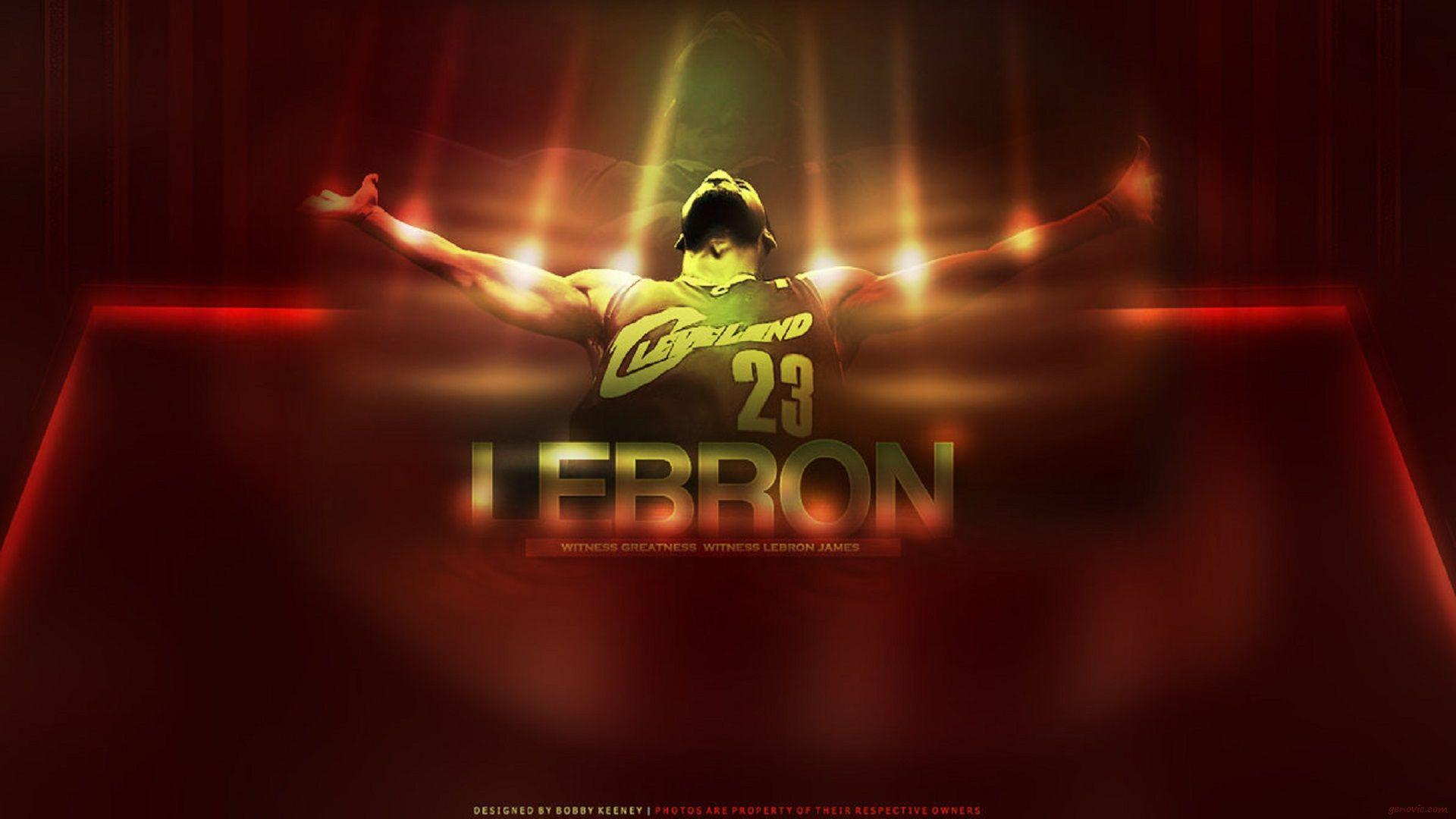 Lebron Logo Wallpaper