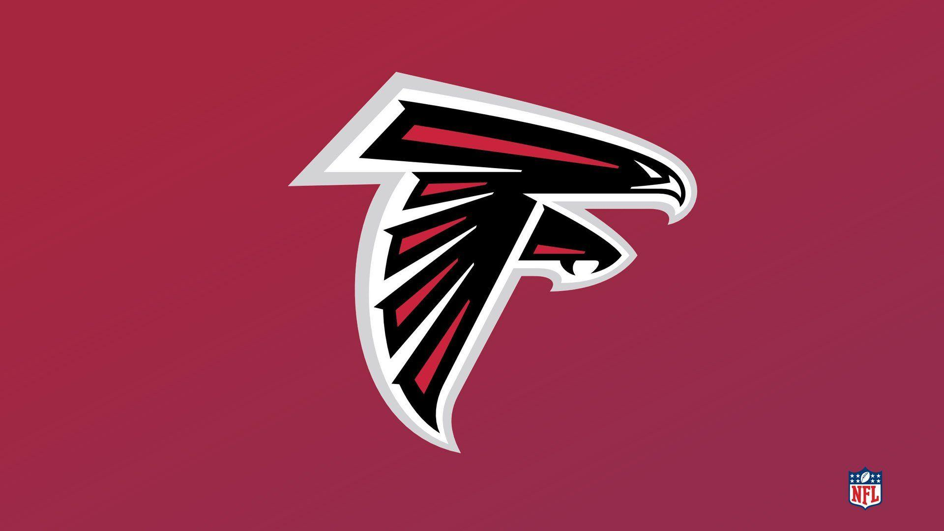 Atlanta Falcons Logo Wallpaper