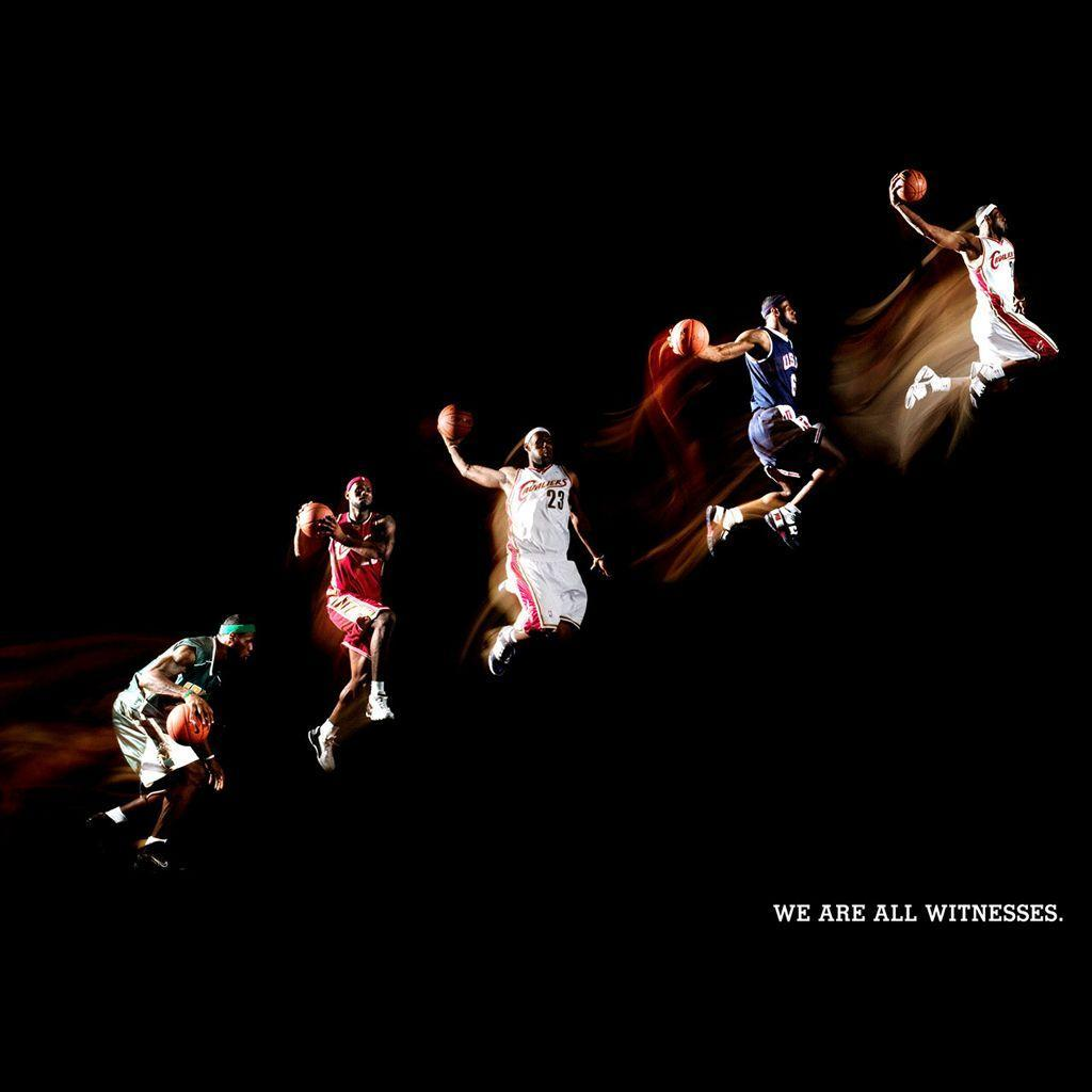 45 LeBron James Wallpapers for iPad 2 & iPad Free Download | Aolor ...