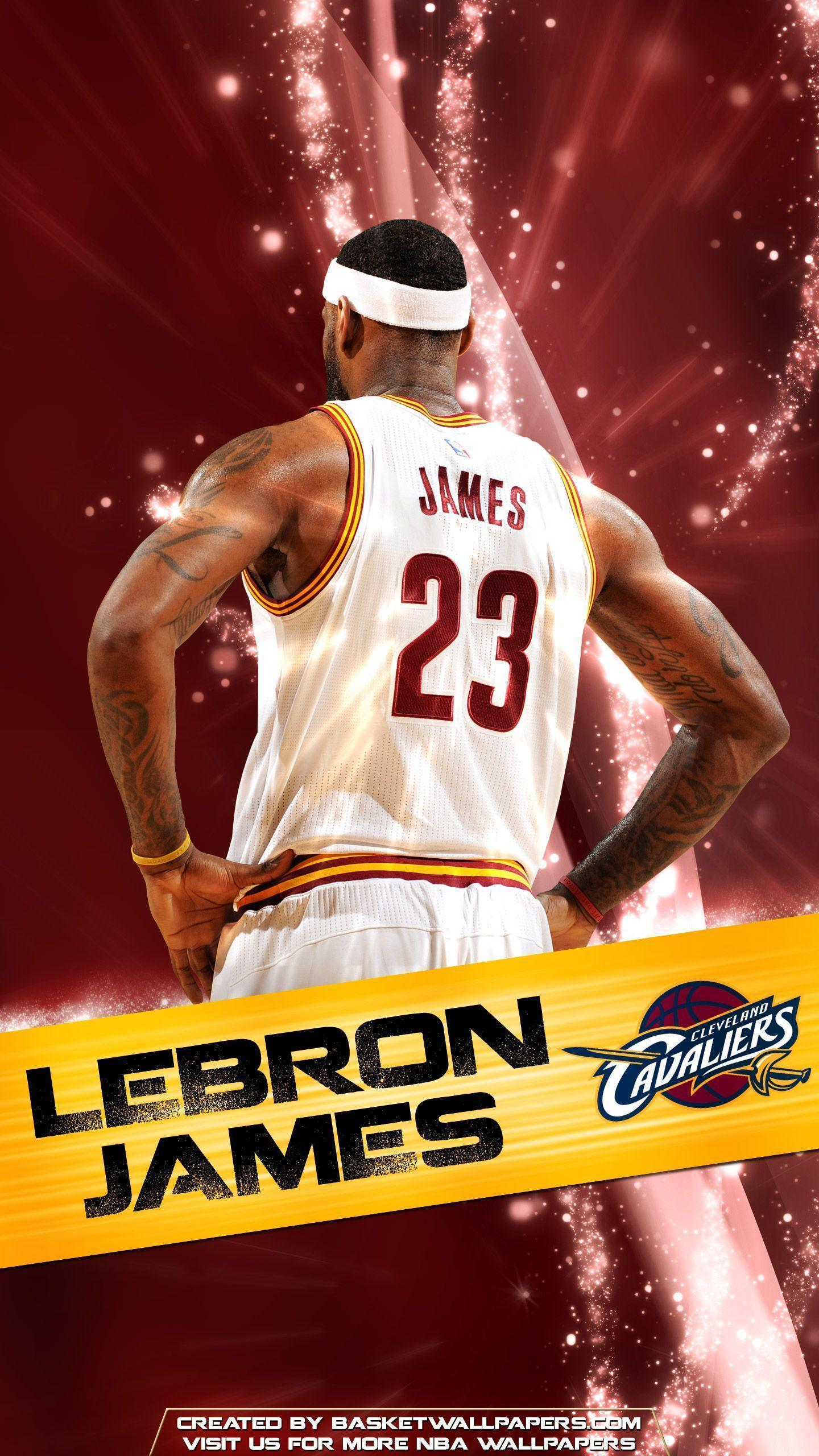 Lebron James Logo Wallpapers - Wallpaper Cave