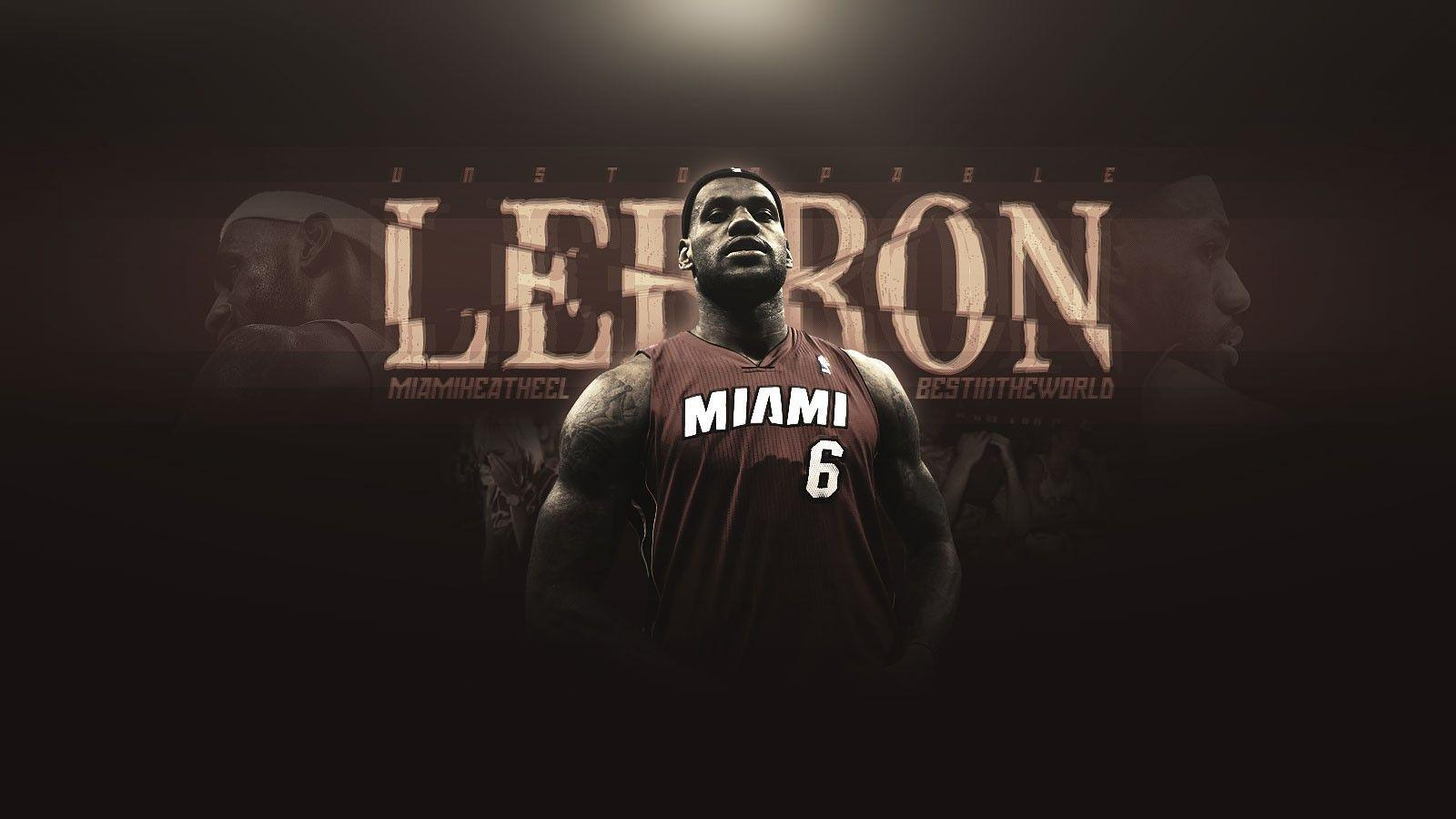 LeBron James Wallpaper | 1600x900 | ID:31627