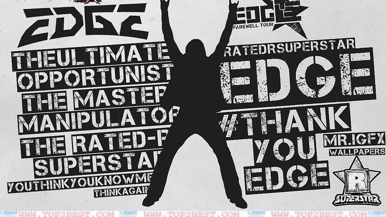 Wwe Edge Wallpapers Wallpaper Cave