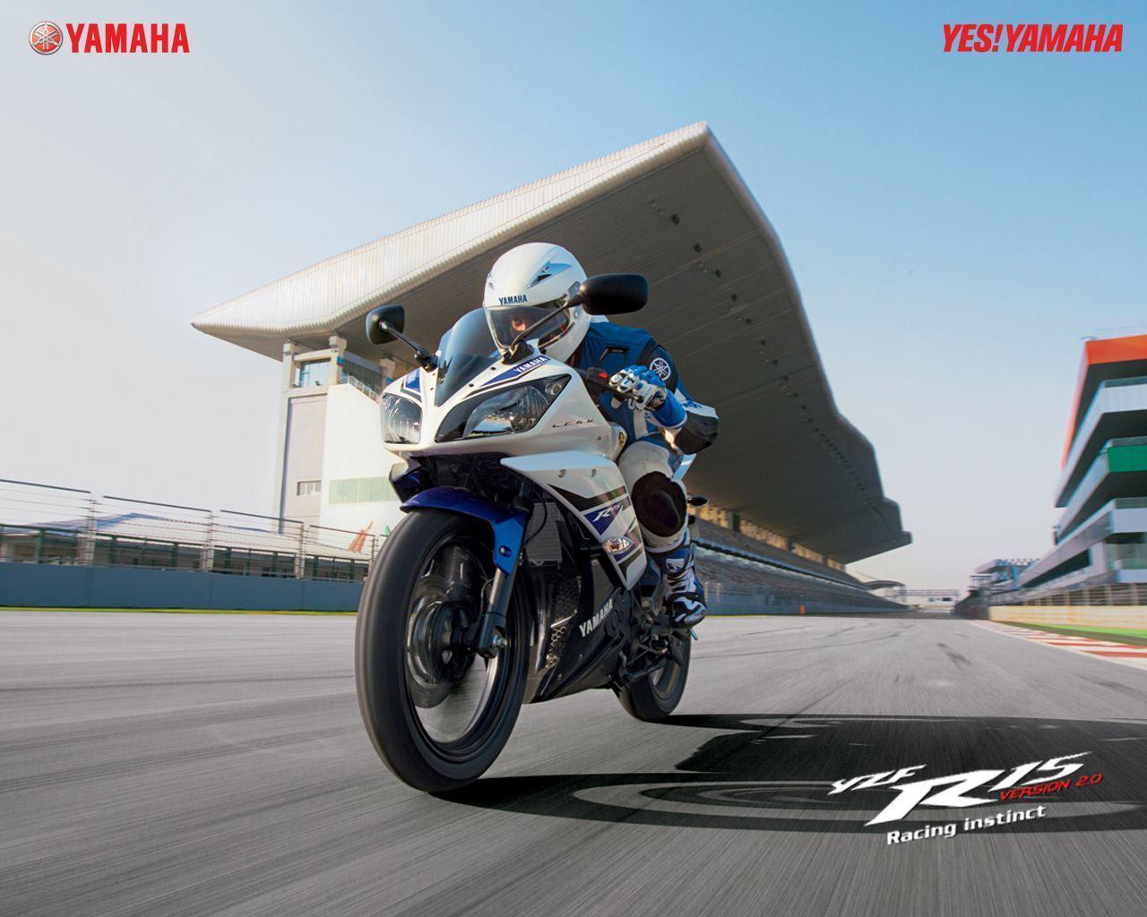 Yamaha YZF-R15 Wallpapers - Wallpaper Cave