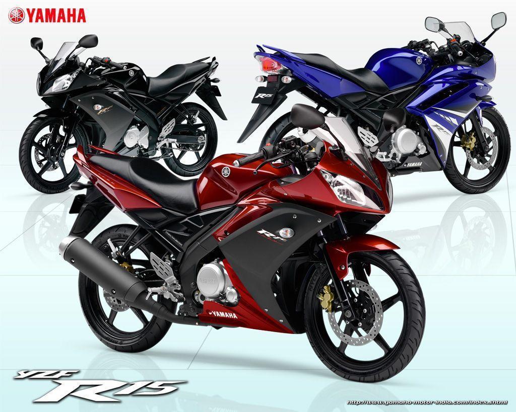 Yamaha R15 Wallpapers Desktop