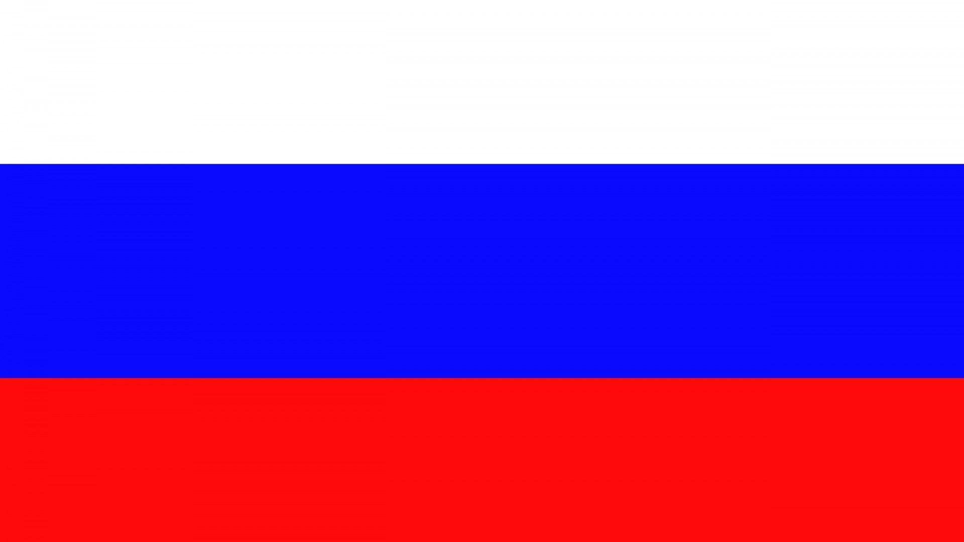 Images: Russian flag