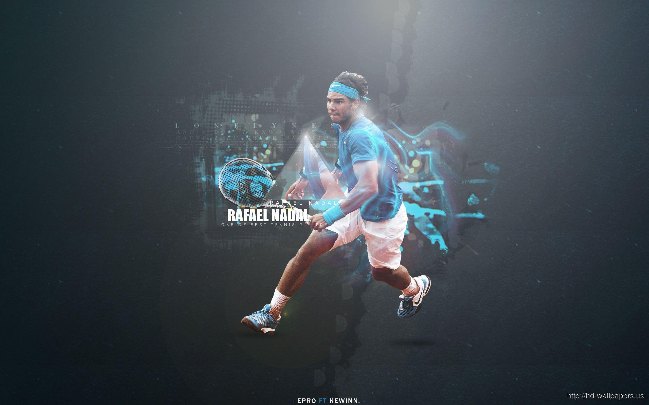 Tennis Rafael Nadal – Free Download HD Wallpapers