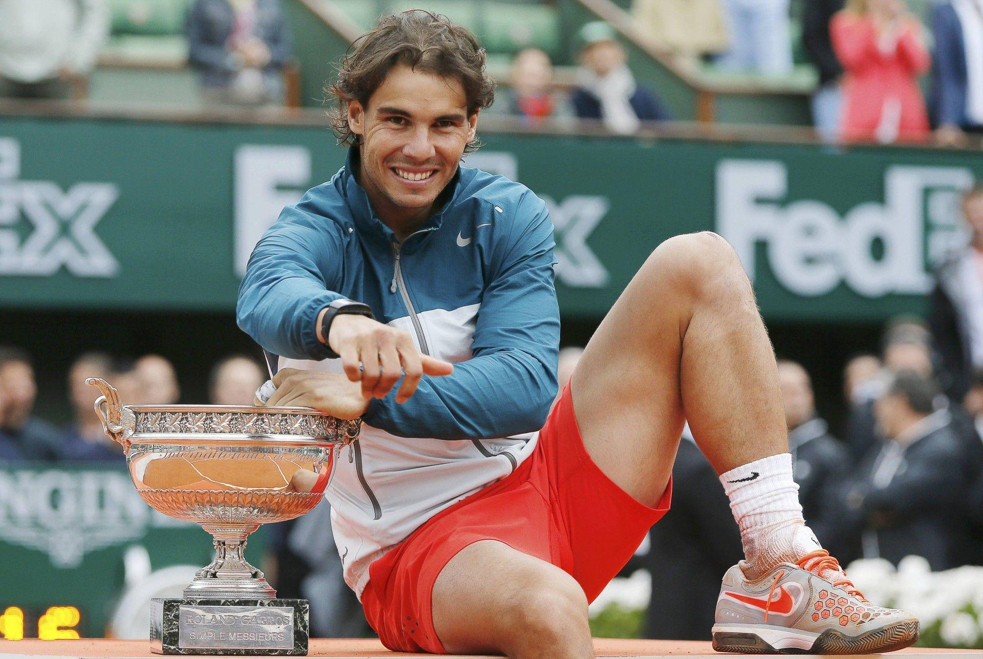 Image of Rafael Nadal Tennis Player HD Wallpapers