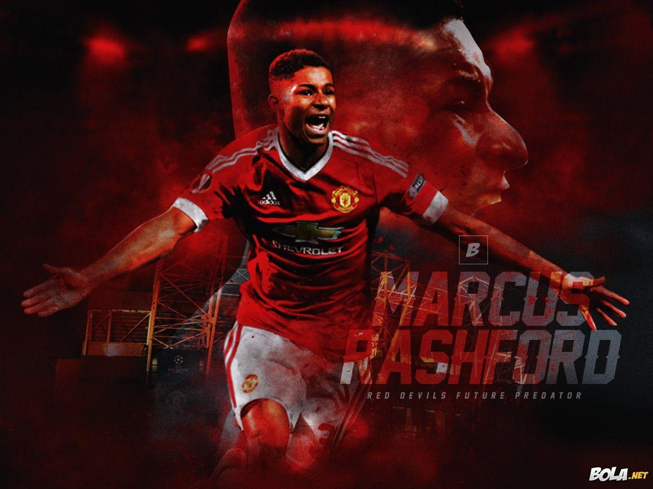 Image result for rashford wallpaper