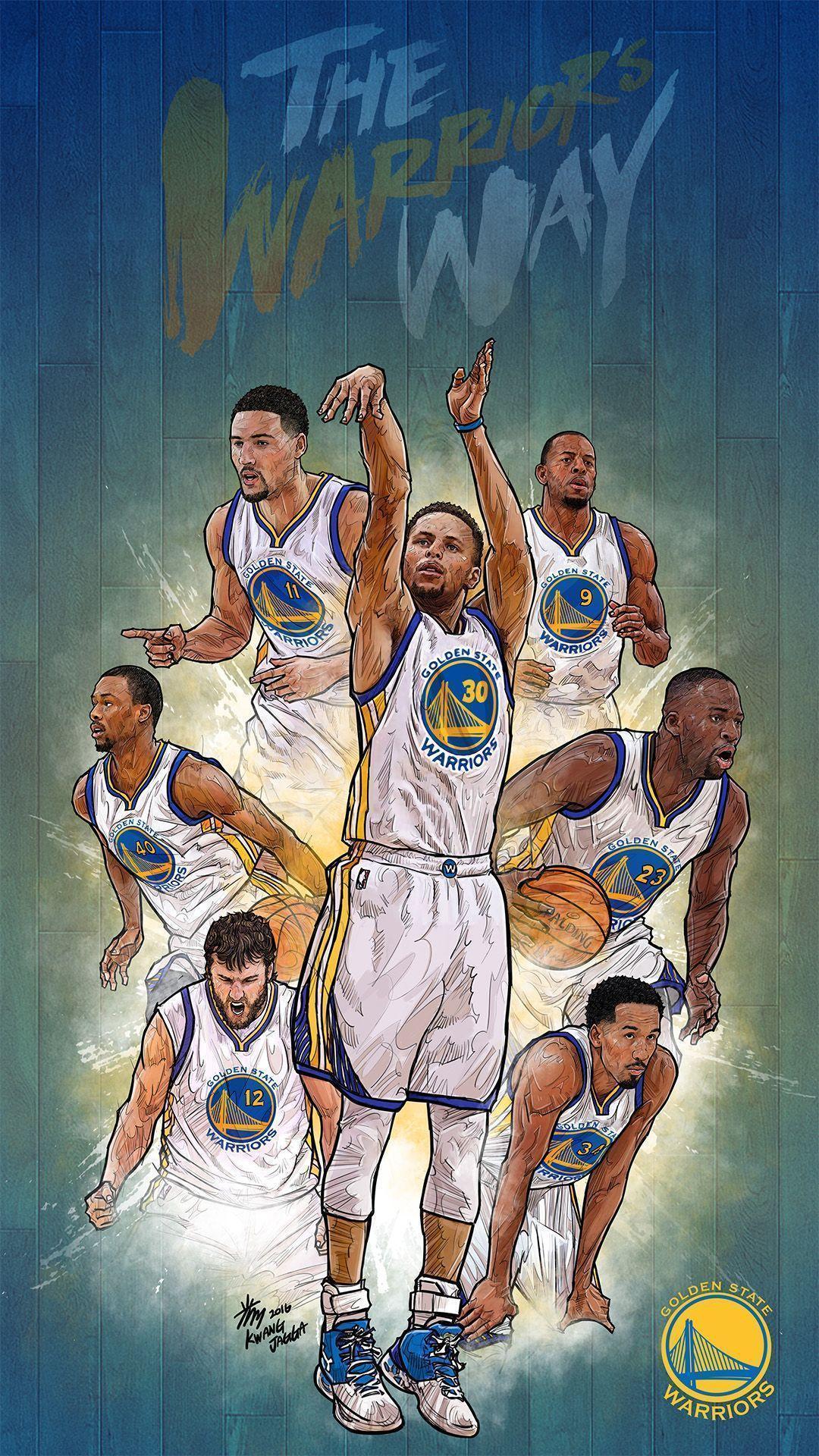Golden State Warriors 2017 Wallpapers - Wallpaper Cave