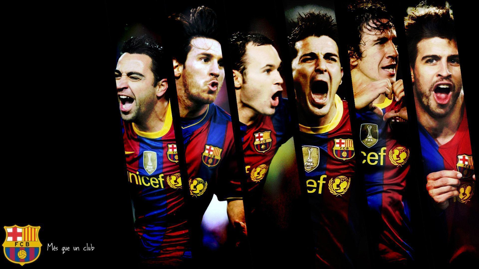 FC Barcelona National Football Team Background 8