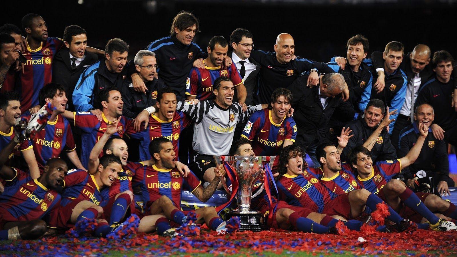 FC Barcelona National Football Team Background 10