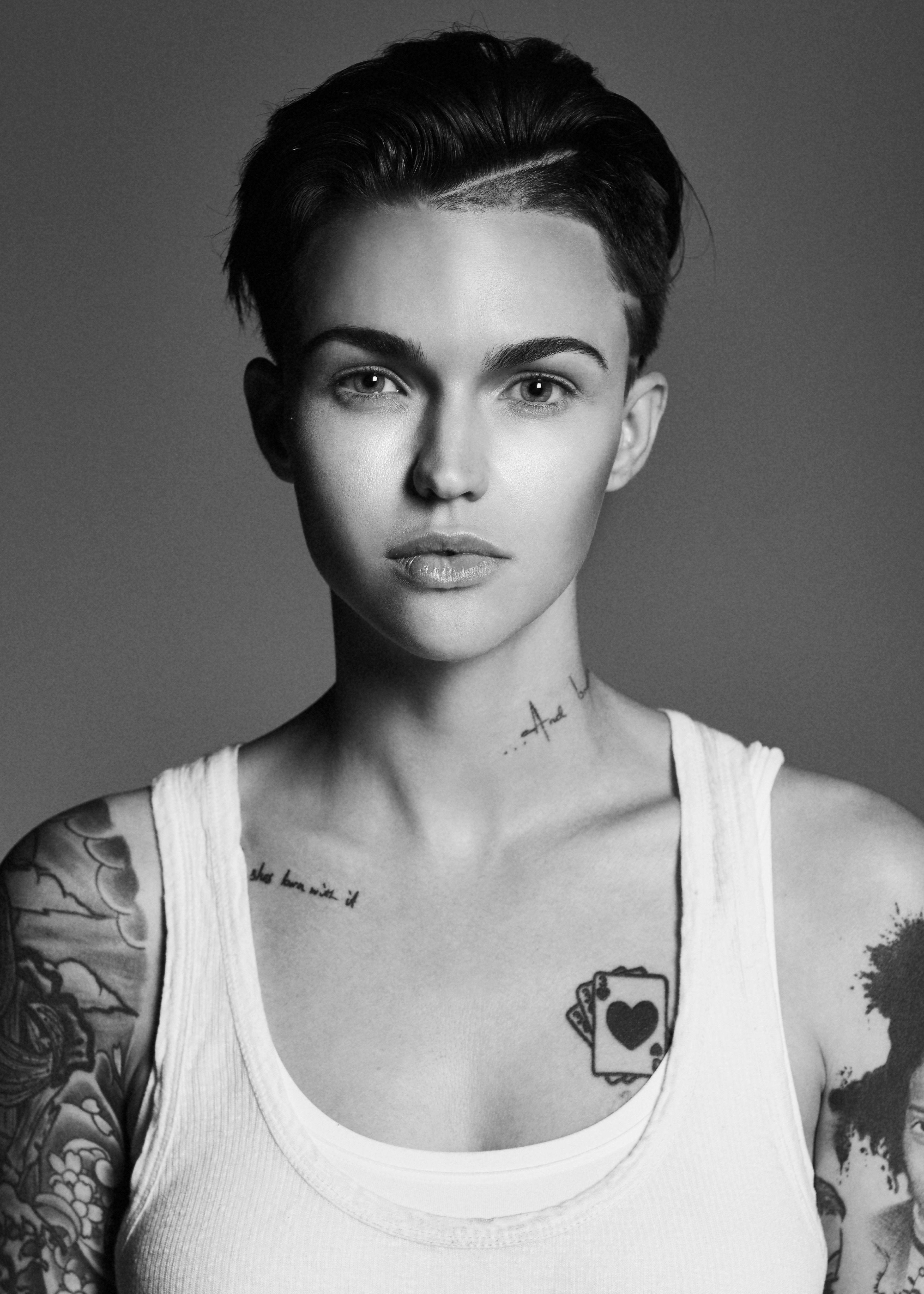Ruby Rose Wallpaper By Onedirection