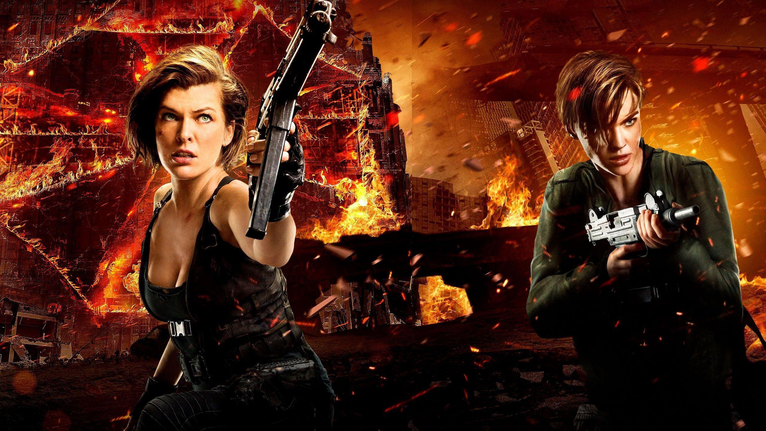 Ruby Rose Joins Milla Jovovich Family At Resident Evil: Ruby Rose Wallpapers