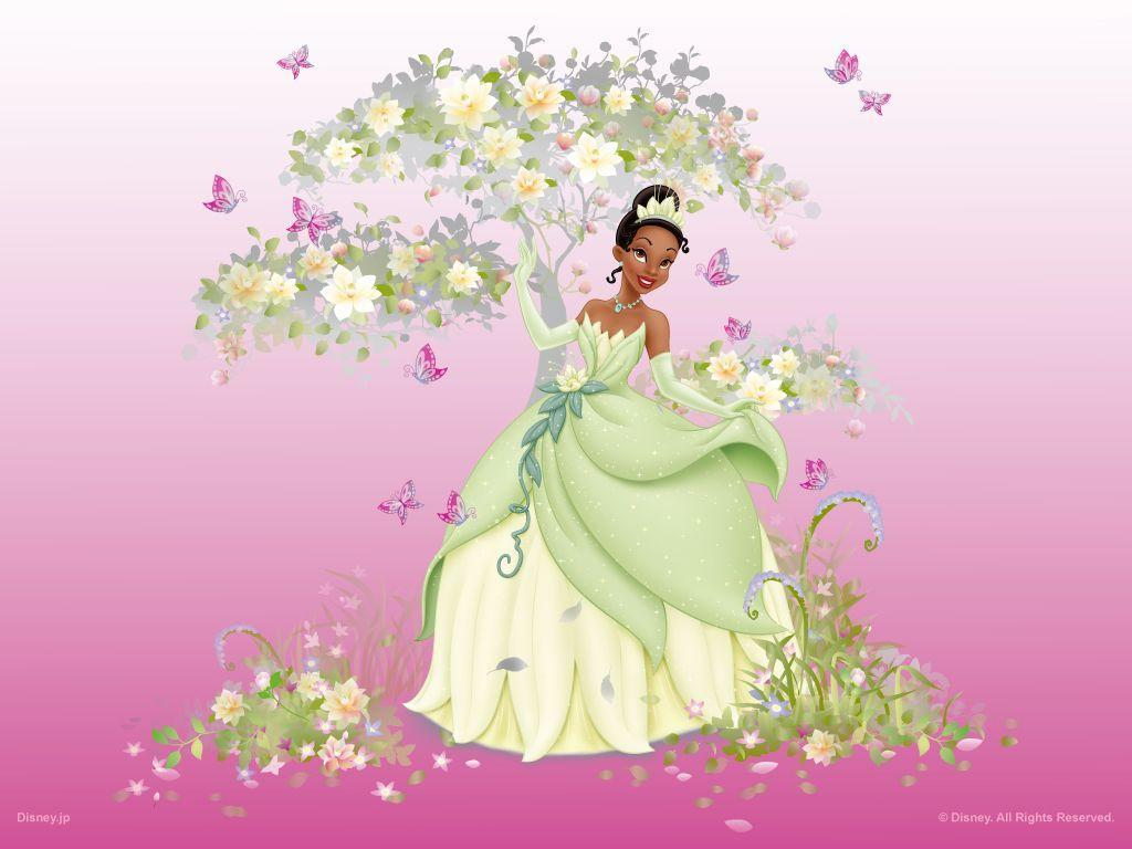 It is a photo of Gutsy Pictures of Princess Tiana