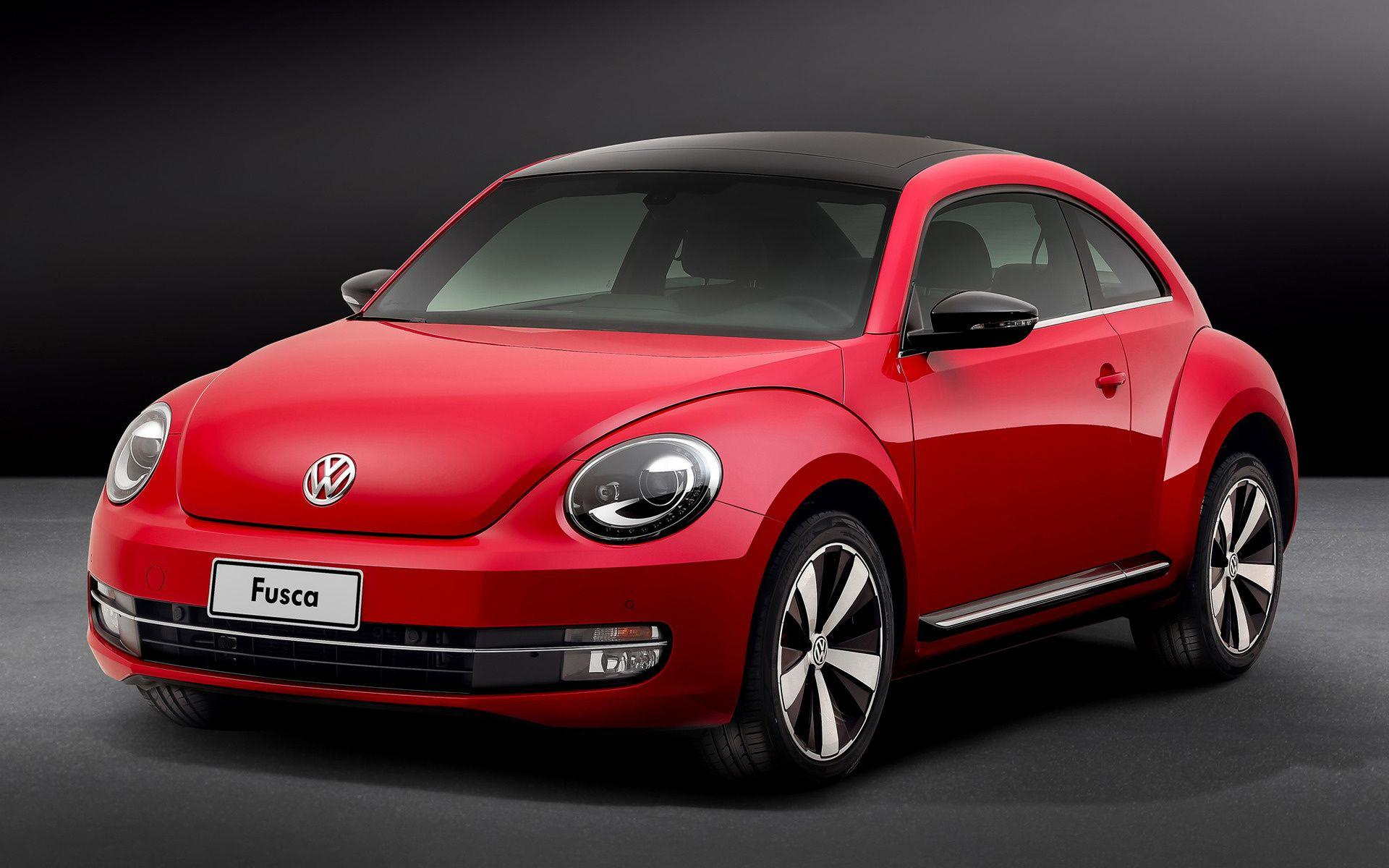 Volkswagen Fusca (2012) Wallpapers and HD Images - Car Pixel