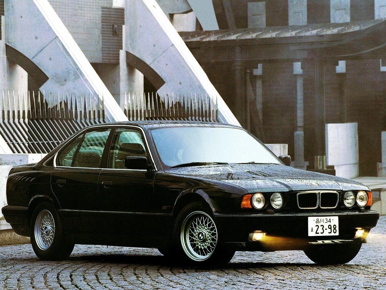 BMW E34 Wallpapers  Wallpaper Cave