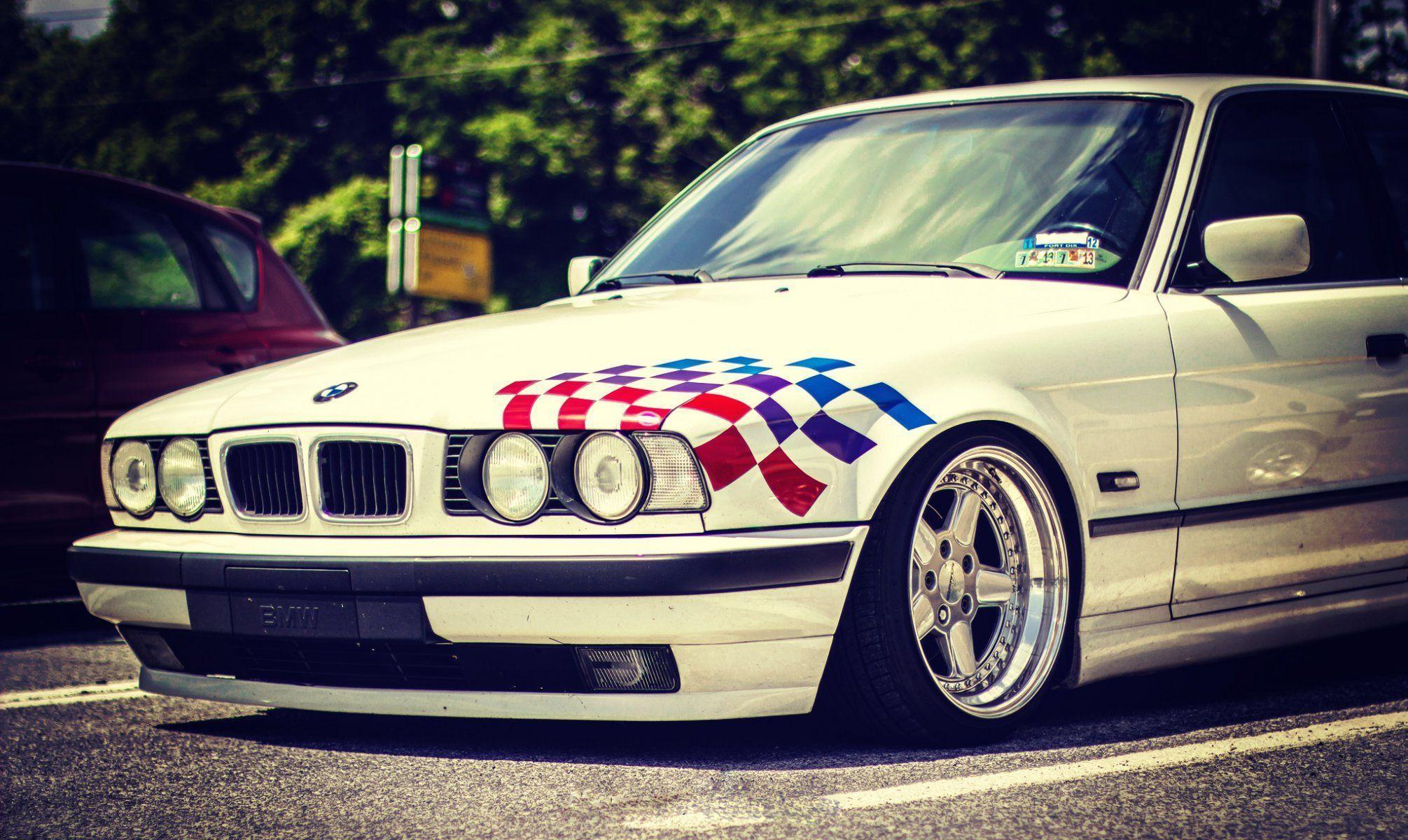 BMW E34 Wallpapers - Wallpaper Cave