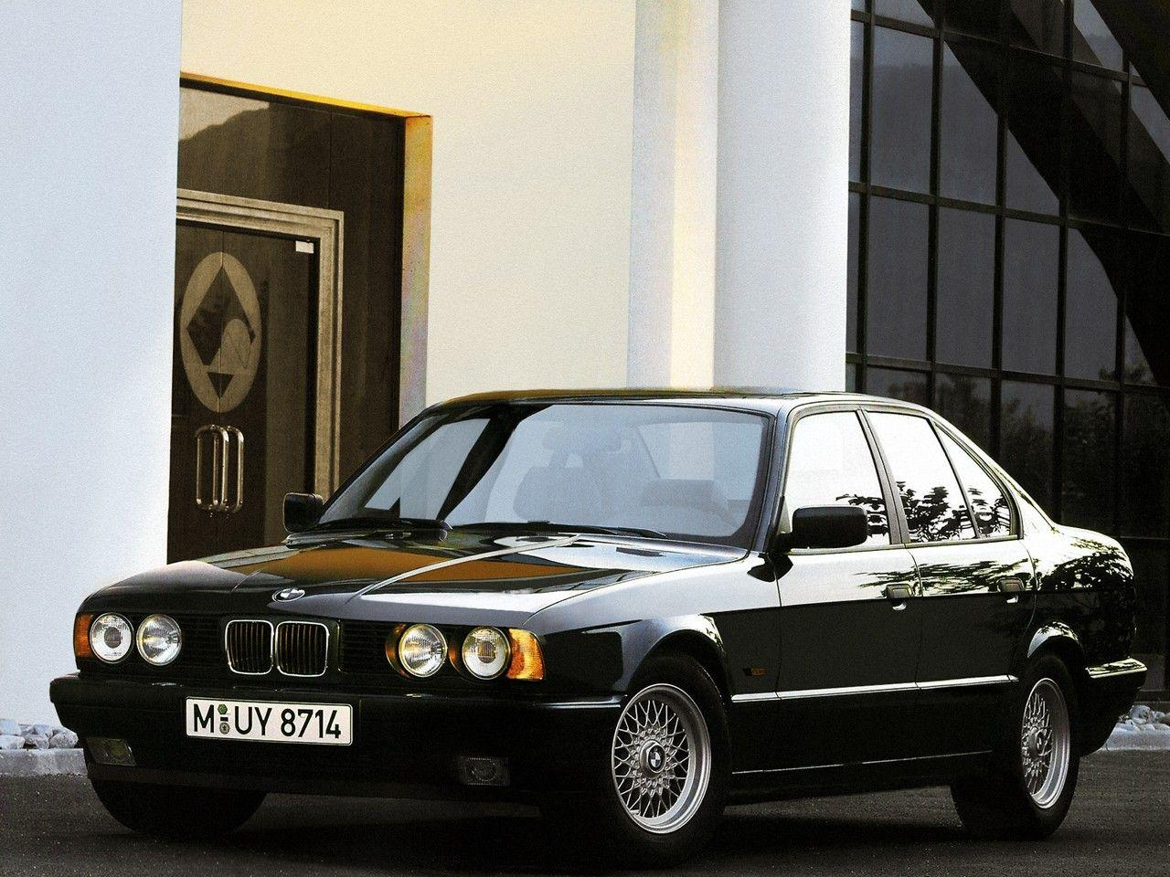 Bmw E34 Wallpapers