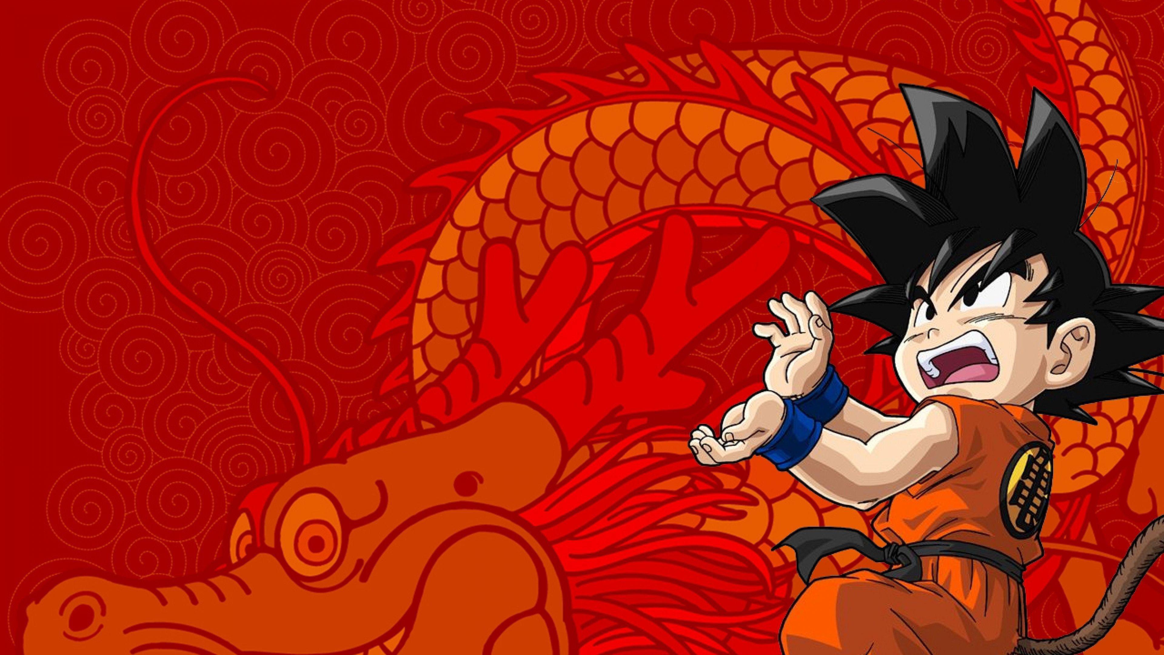 Son-Goku Wallpapers - Wallpaper Cave