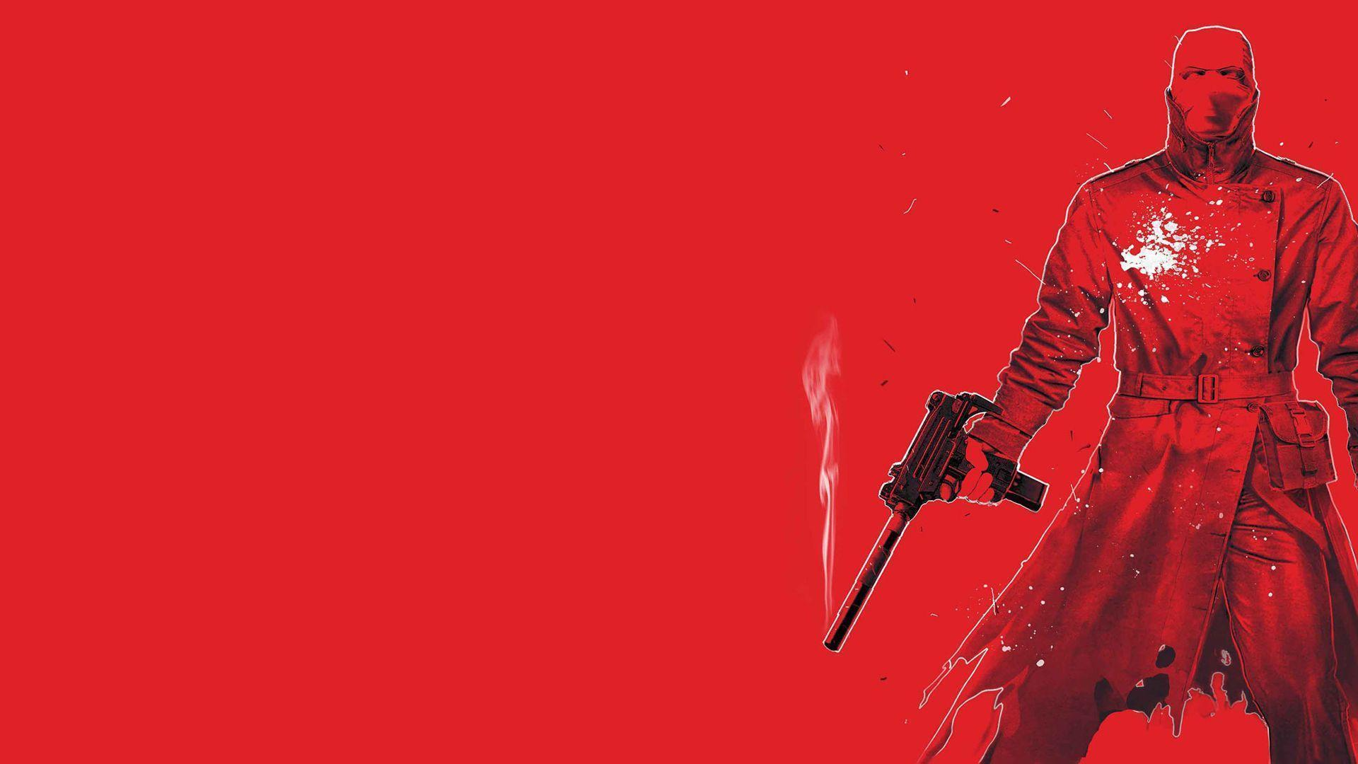 Red hood wallpapers wallpaper cave - Hood cartoon wallpaper ...