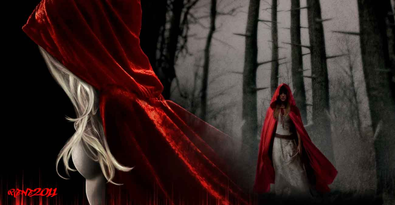 Red Riding Hood Wallpapers