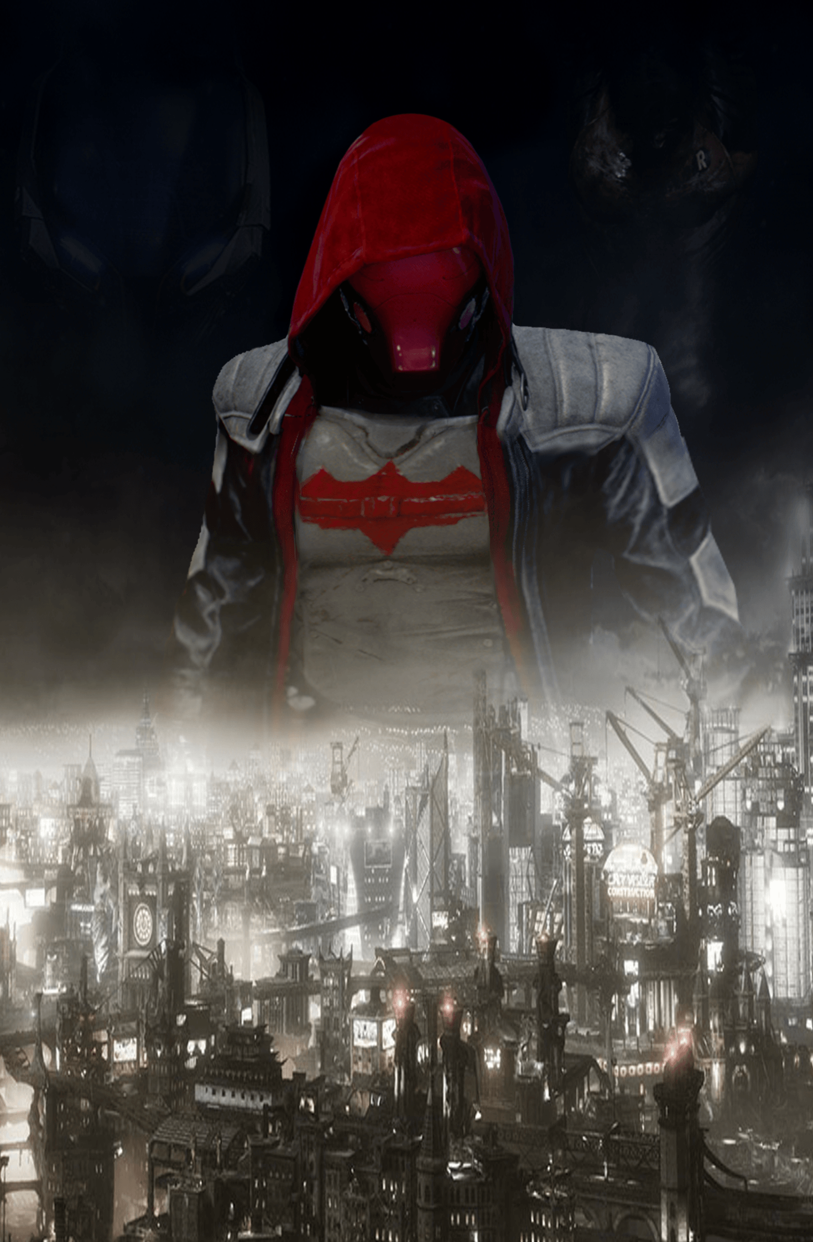 red hood wallpapers image