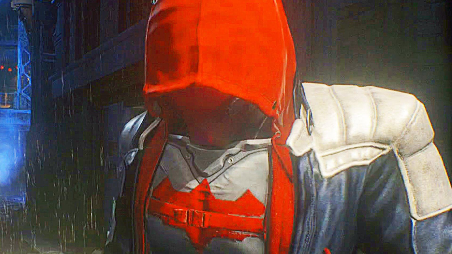 Jason Todd Red Hood Batman Arkham Knight HD Image and Wallpapers