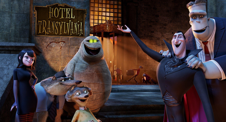 Hình ảnh phim Hotel Transylvania 1
