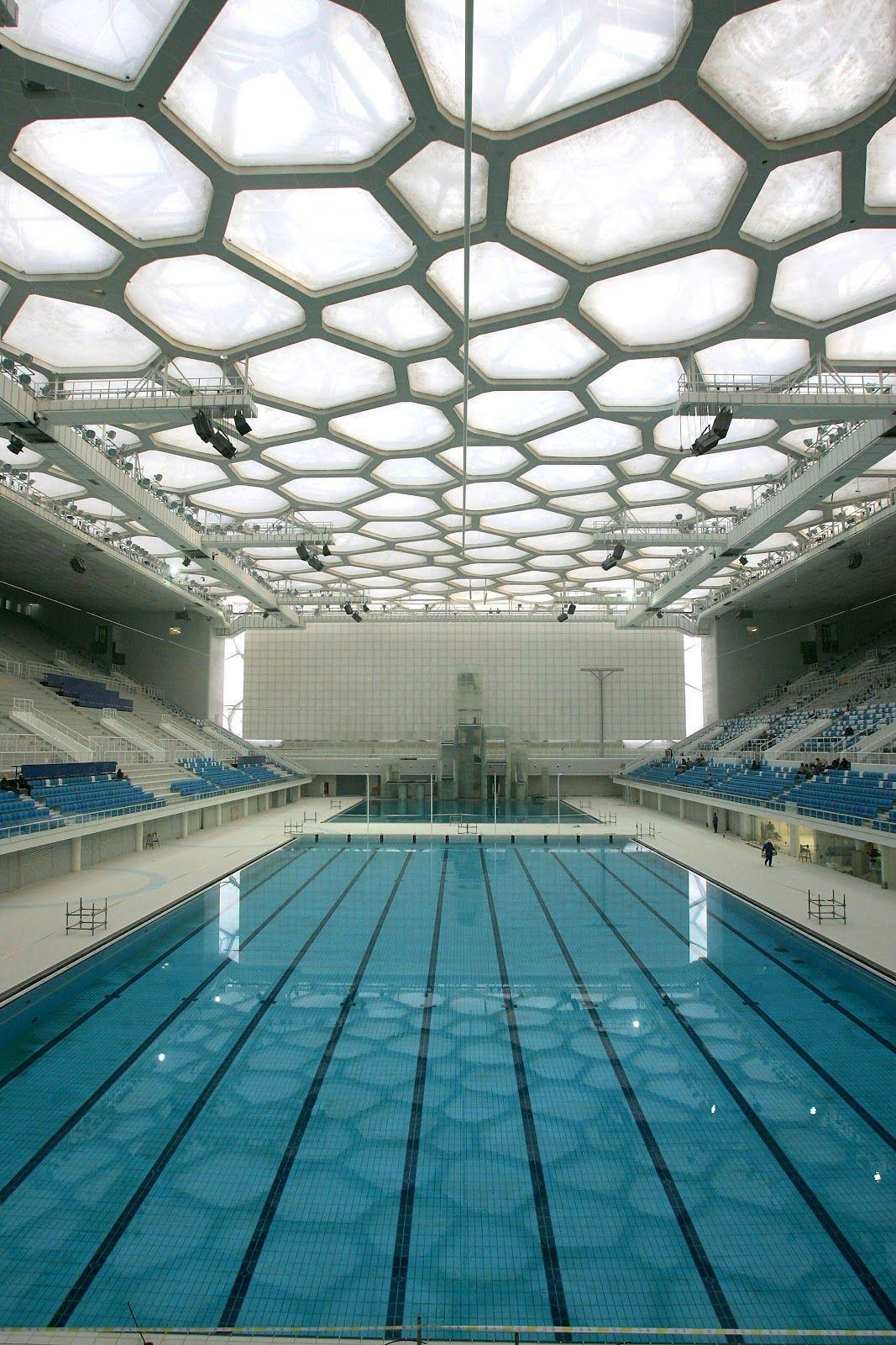 Olympic Swimming Pool Wallpapers