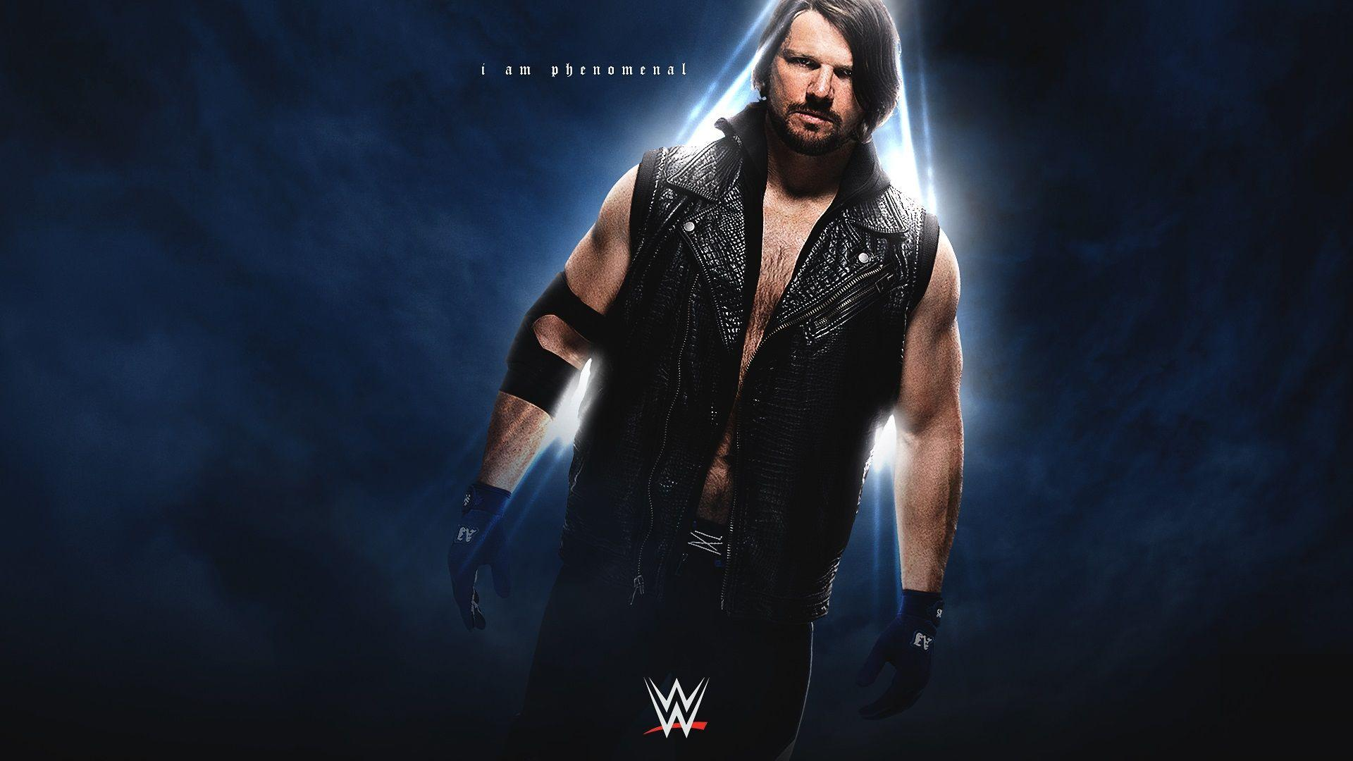 WWE Wrestler AJ Styles Wallpapers HD Pictures One Wallpaper