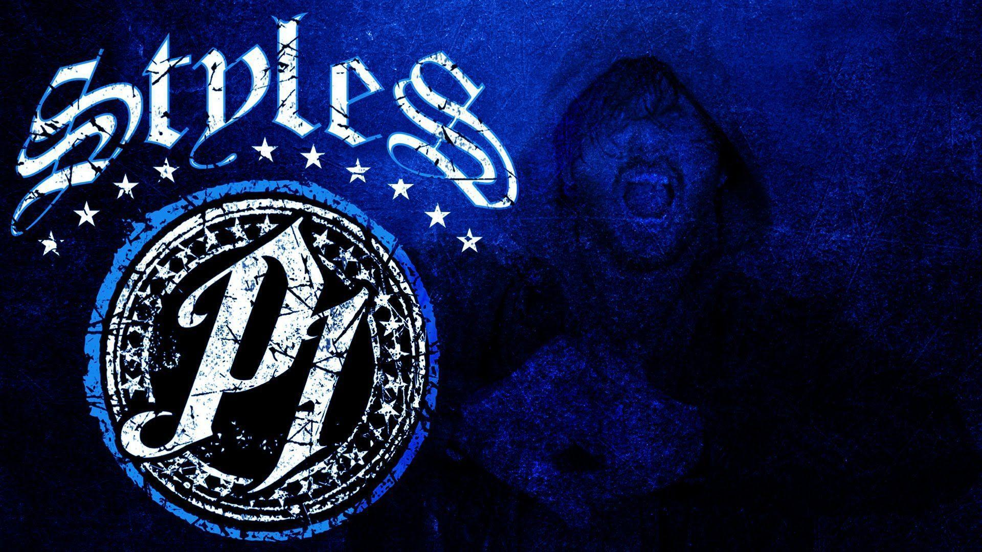 Wwe A J Styles Wallpapers Wallpaper Cave