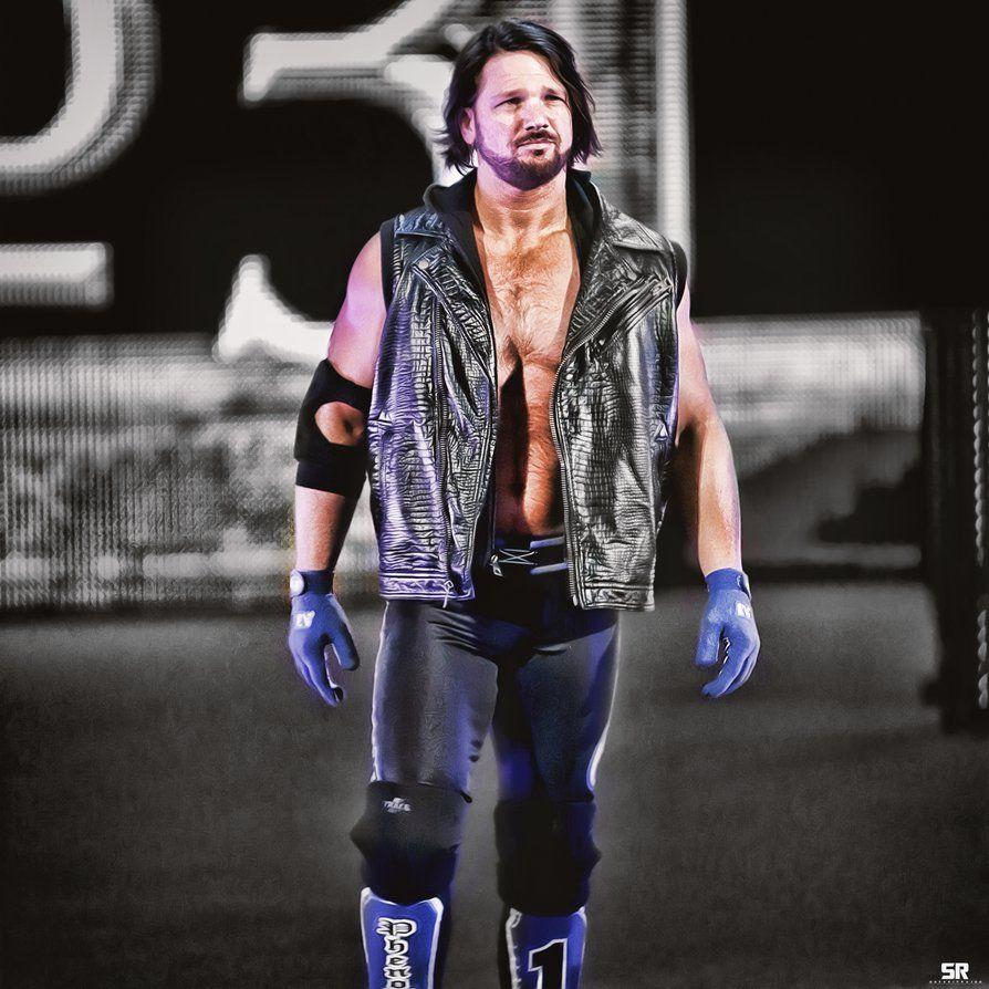 A.J. Styles WWE Wallpapers