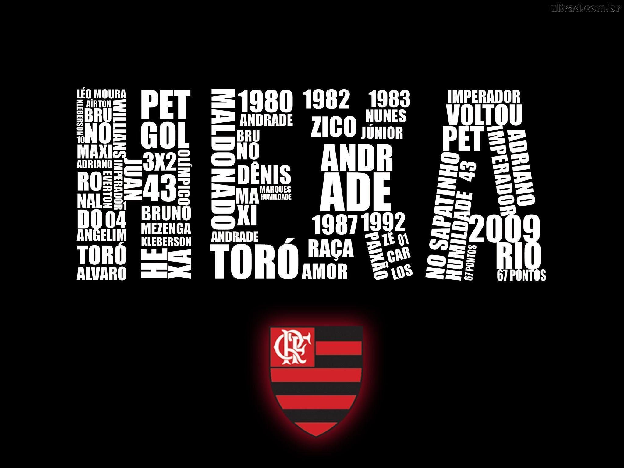 Papel de Paredes do Flamengo