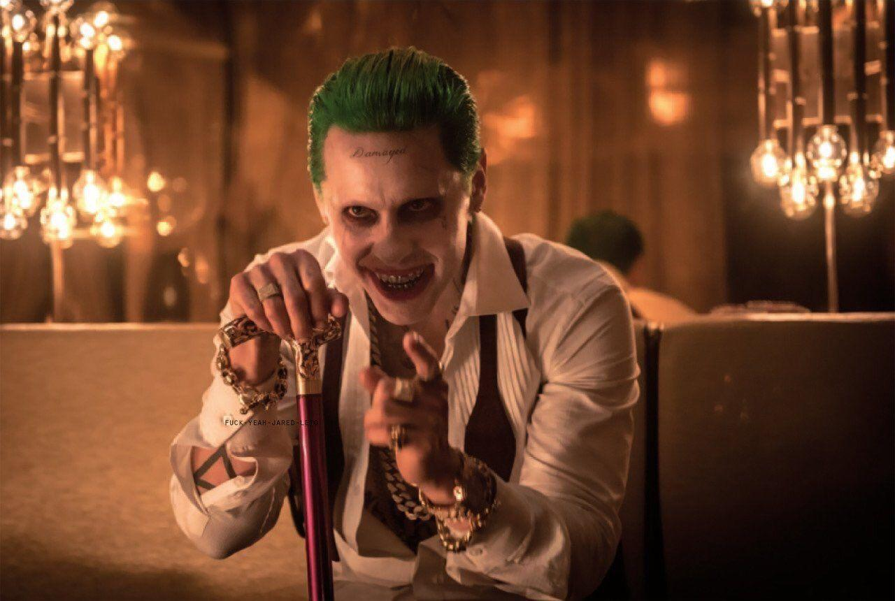 Jared Leto Joker Wallpapers Wallpaper Cave