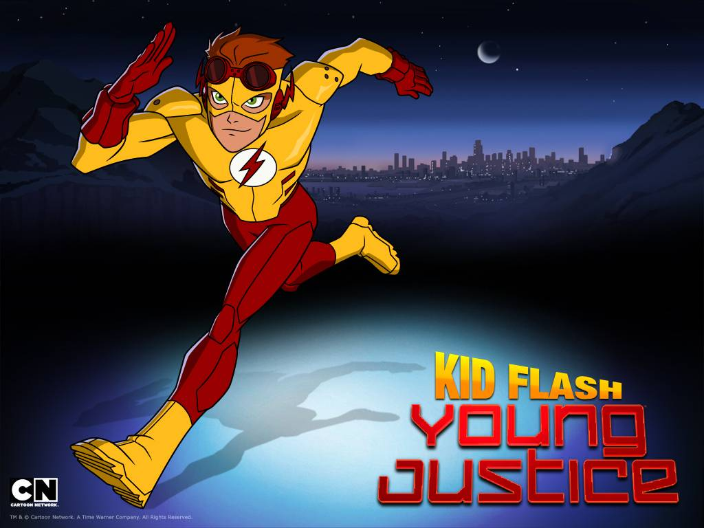 Kid Flash Wallpapers - CNSouP Collections