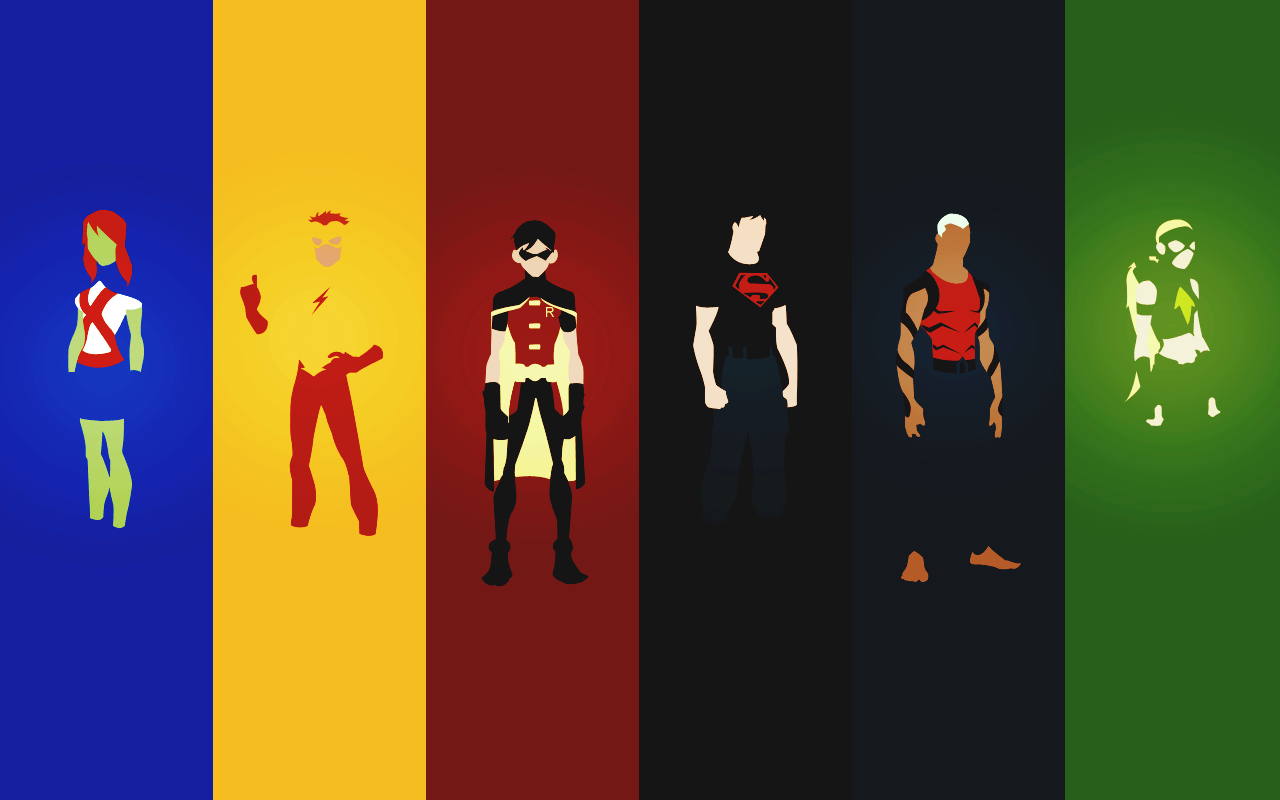 Kid Flash wallpaper by Sweetlittlehawke on DeviantArt