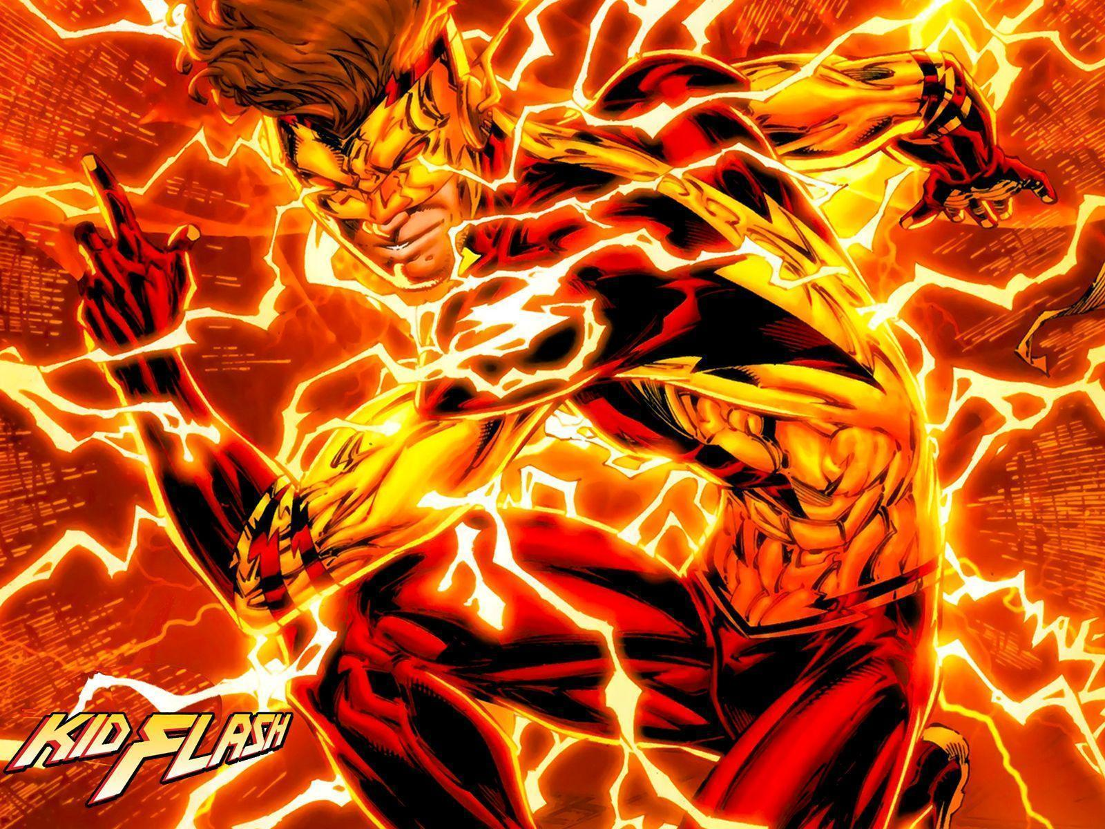 The Flash New 52 Wallpapers