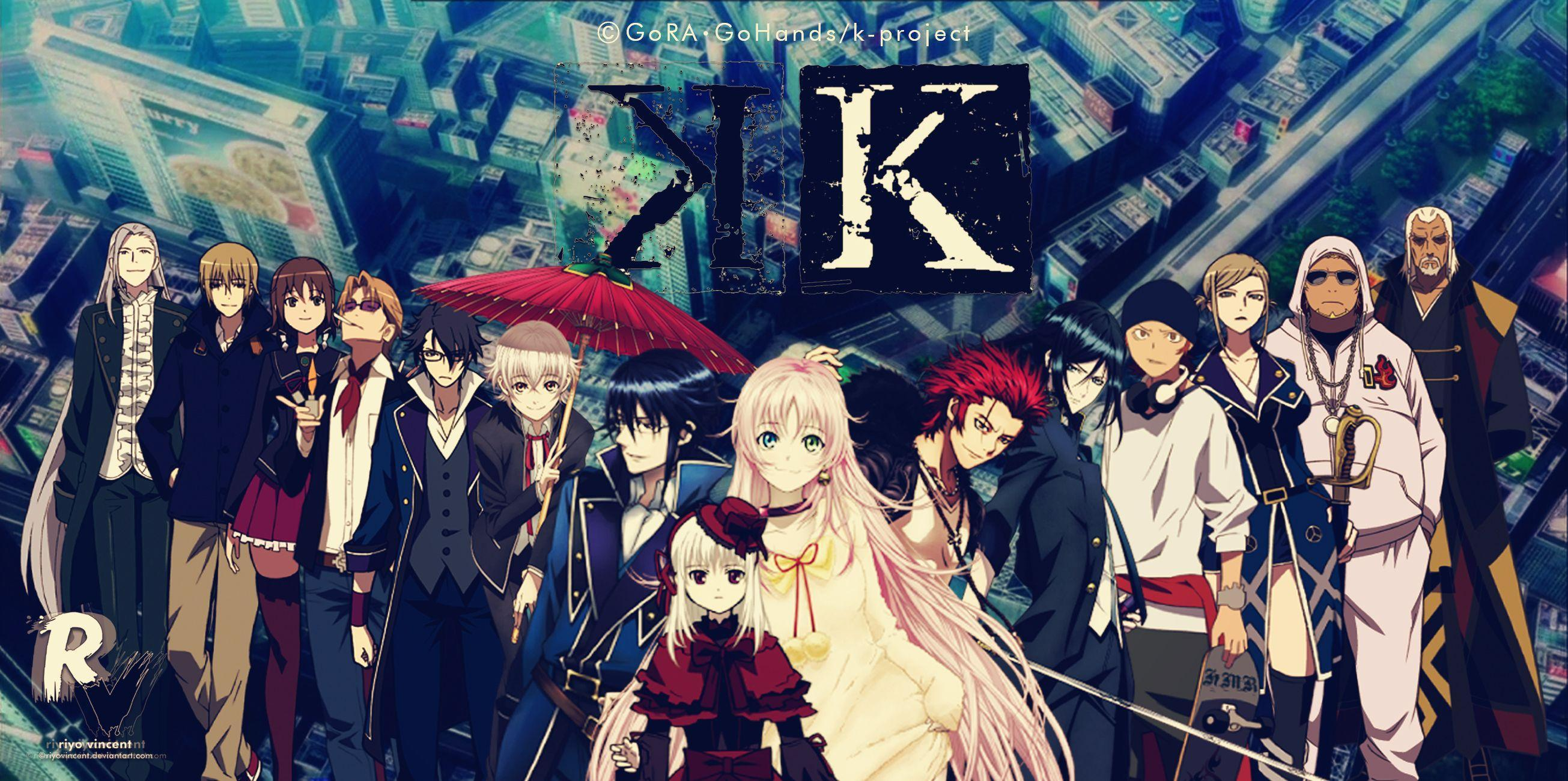 K Project Wallpapers Wallpaper Cave