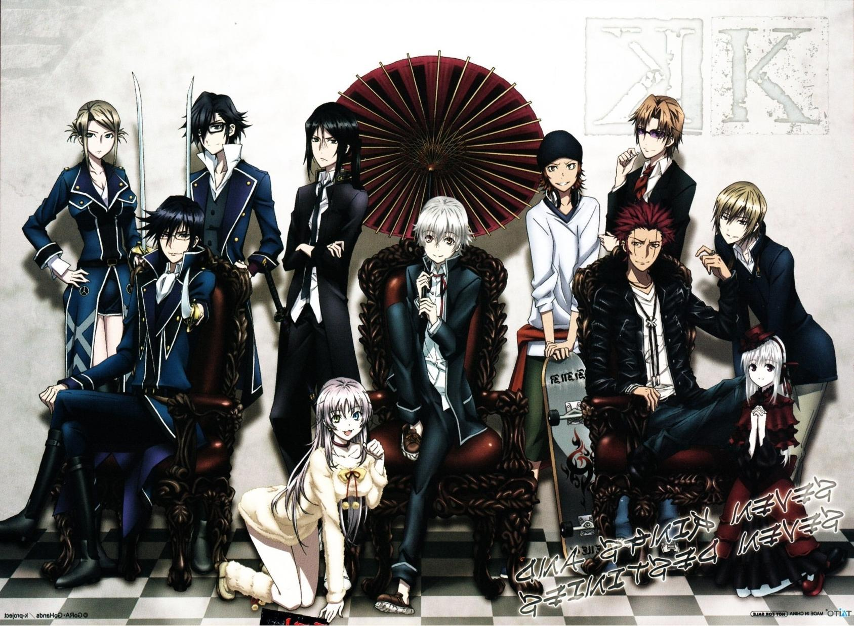 K Project Wallpapers
